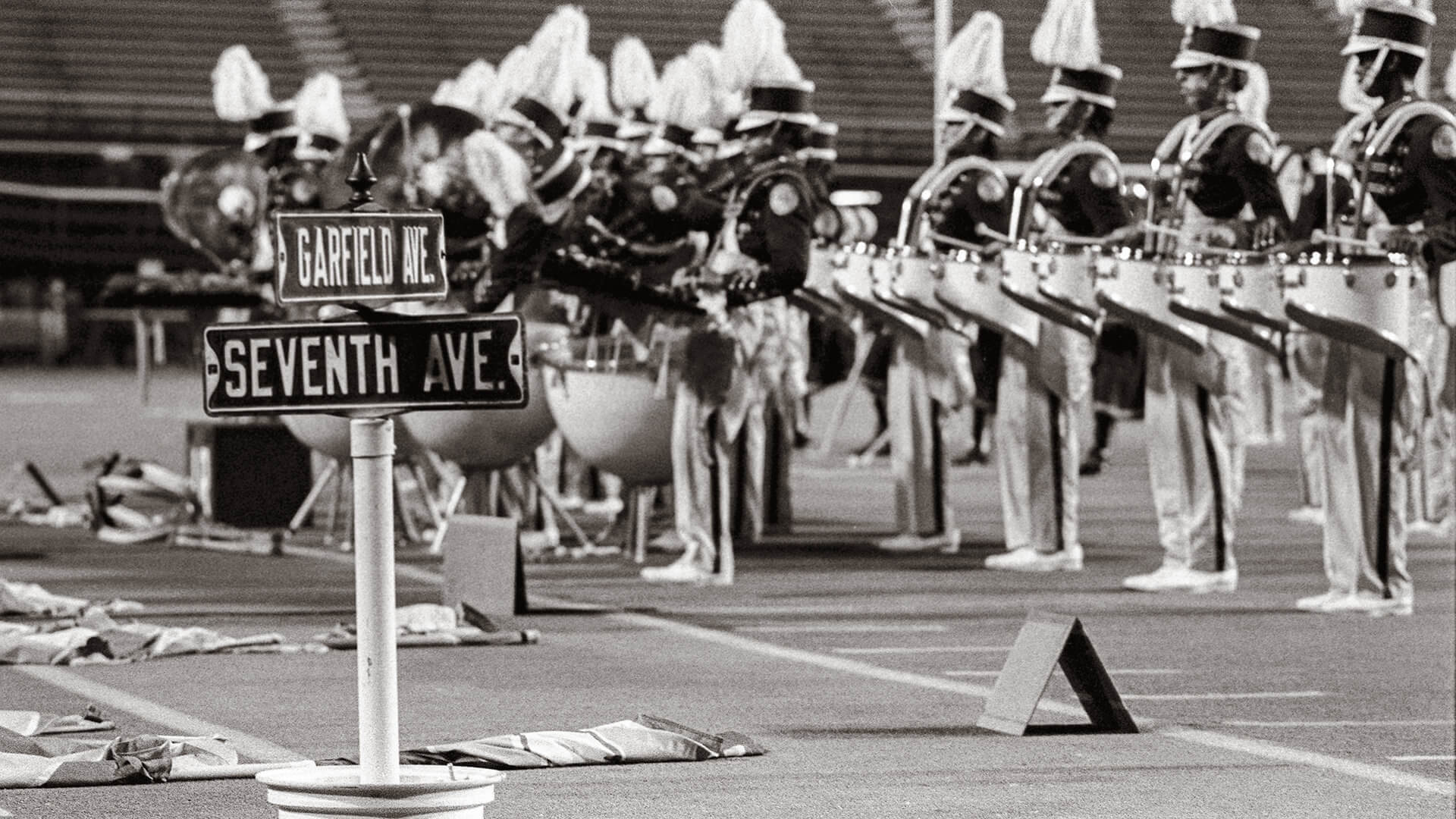 Spotlight of the Week: 1980 Garfield Cadets