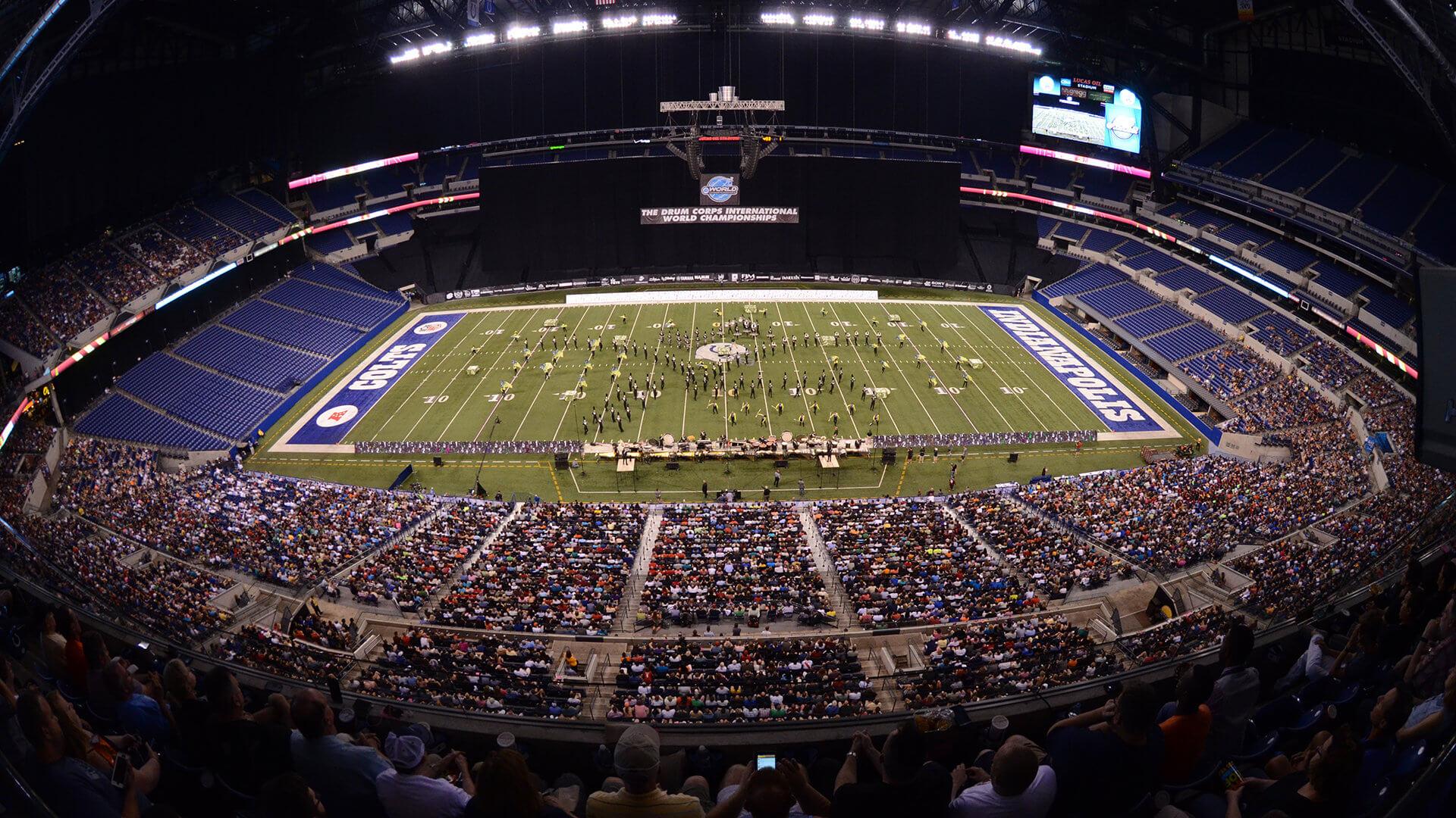 Attendance records set across 2015 Drum Corps International Tour