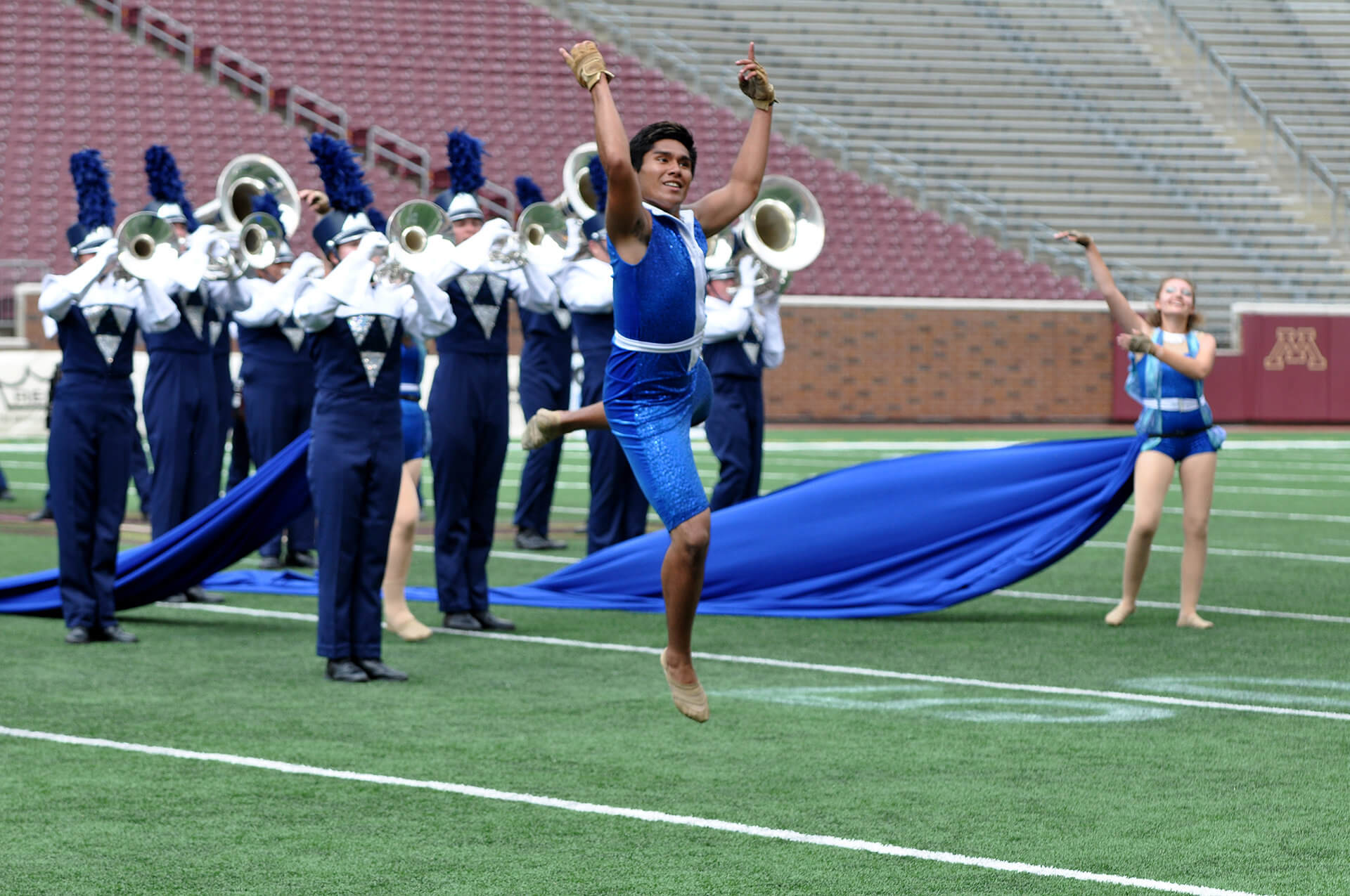 Photos: DCI Minnesota (Minneapolis)