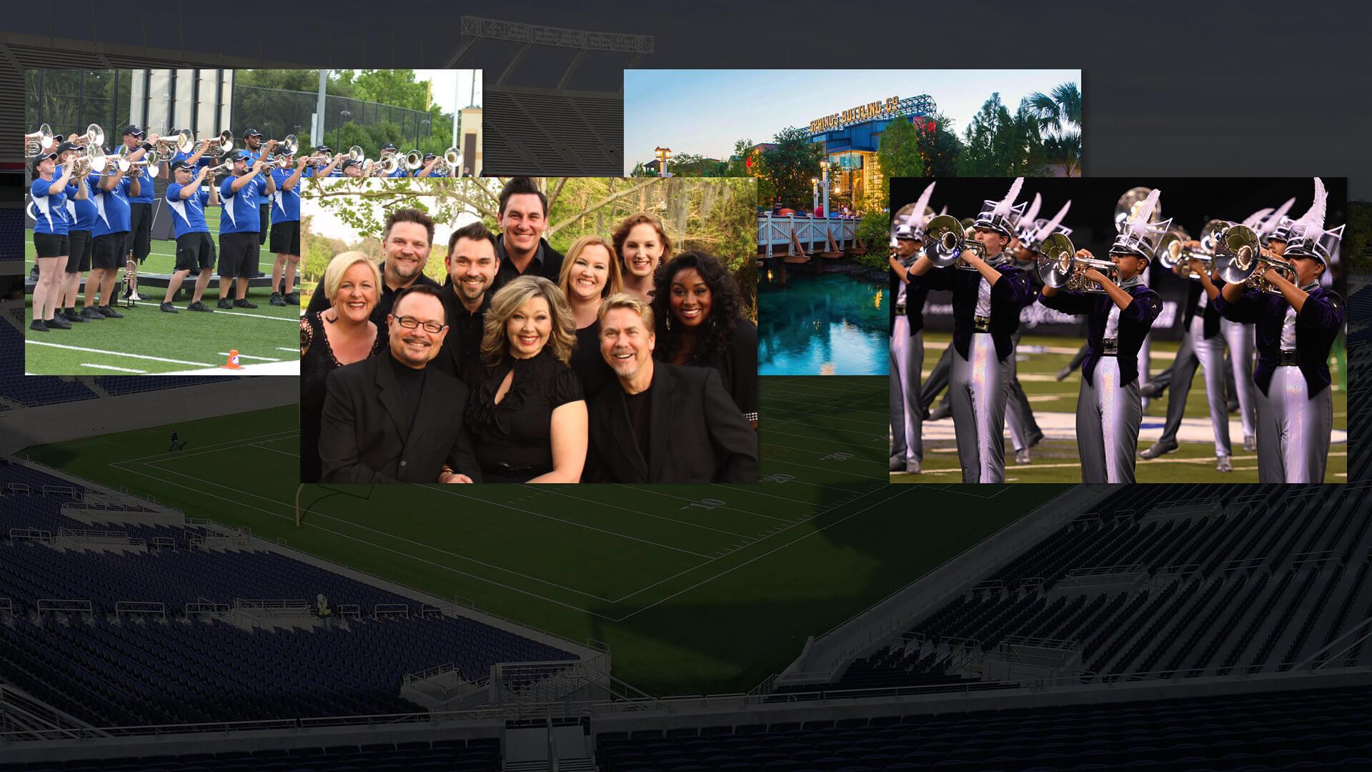 Special performances set to make Orlando extra magical