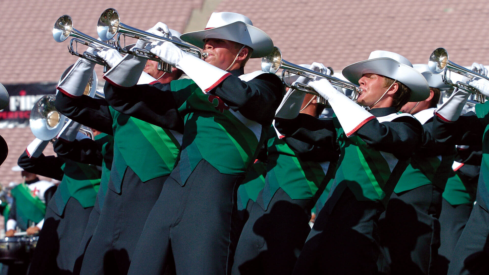 Madison Scouts going back to Cali