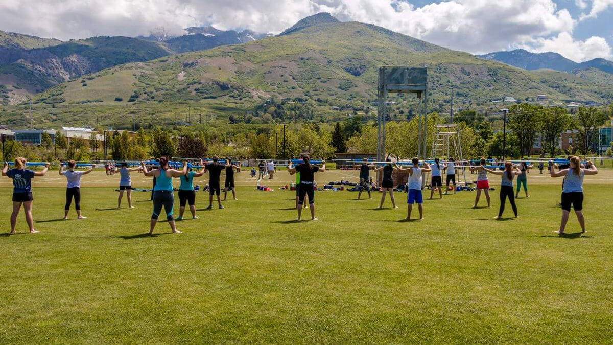 The best views of DCI Spring Training 2017