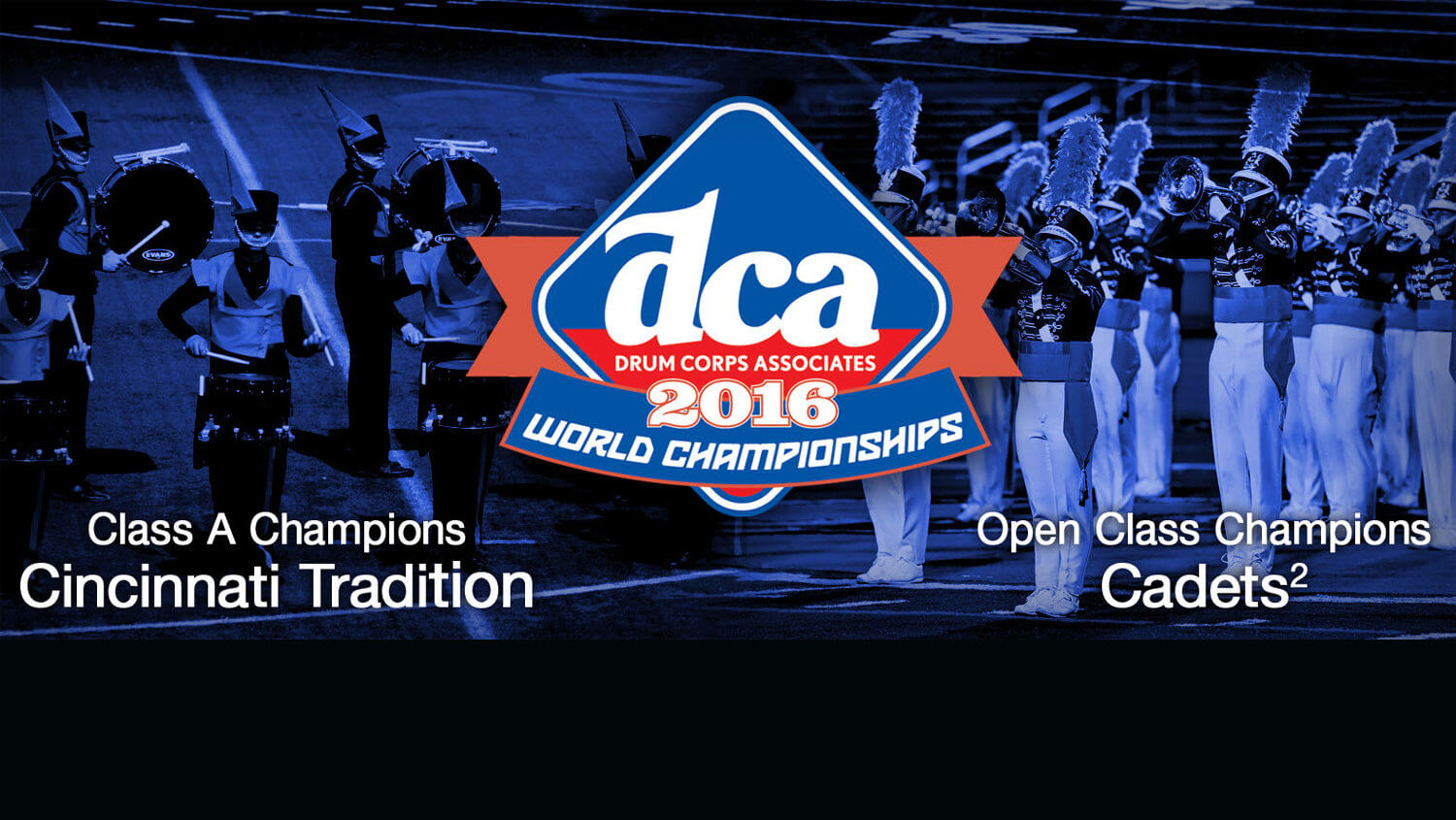 First-time champions take top spots at DCA World Championships