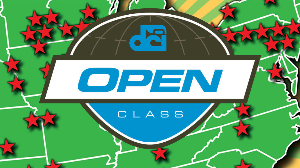 Open Class corps hit the road for lead-up to OC Championship