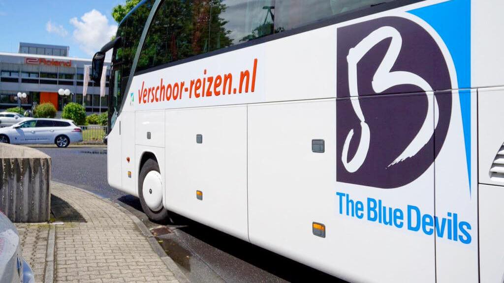 Blue Devils International lands in Europe