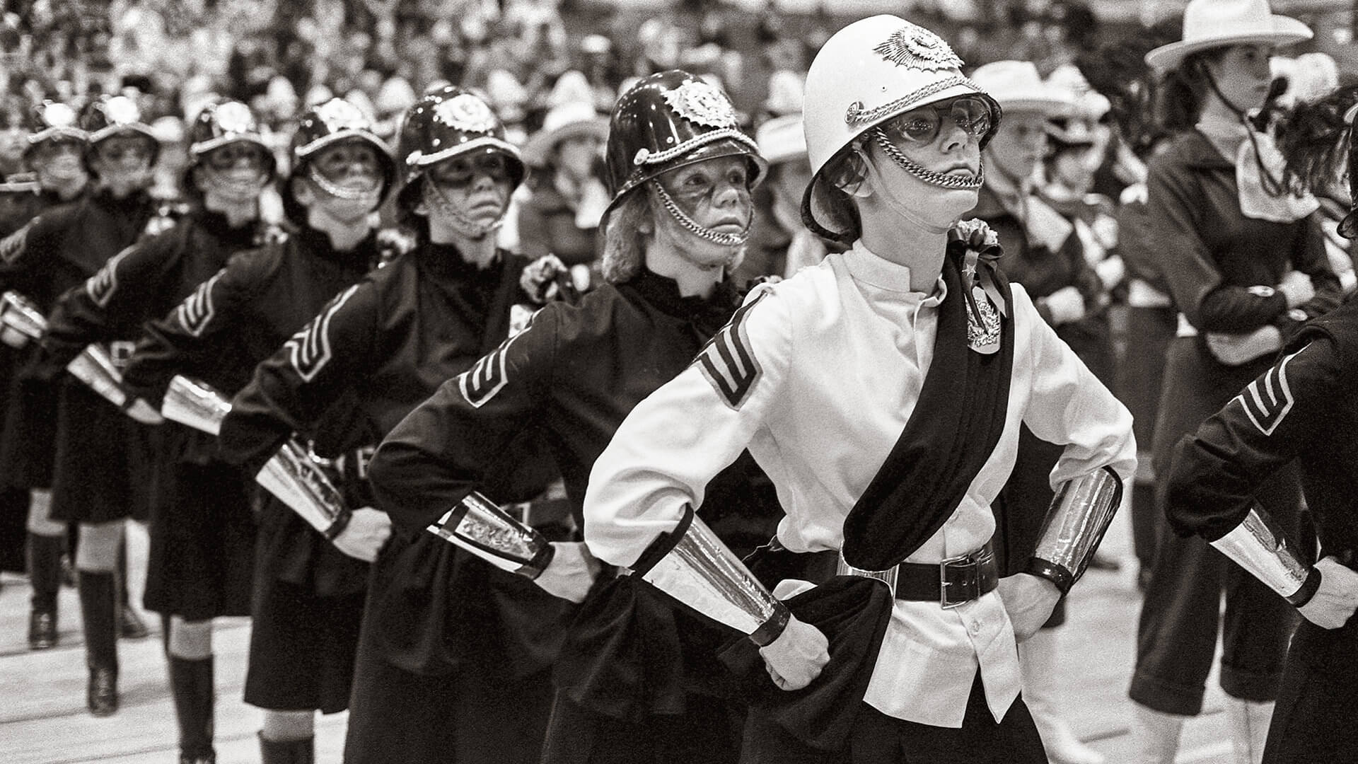 The inaugural 1978 WGI World Championship in photos