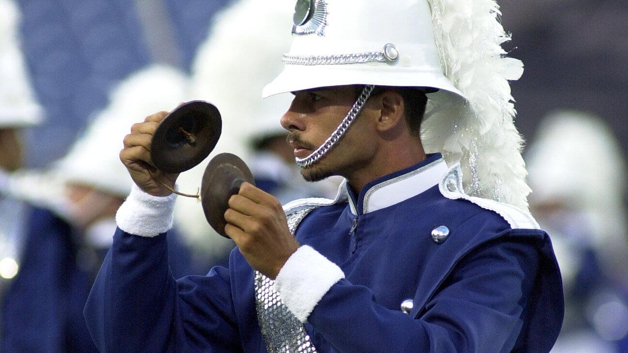2001 Bluecoats