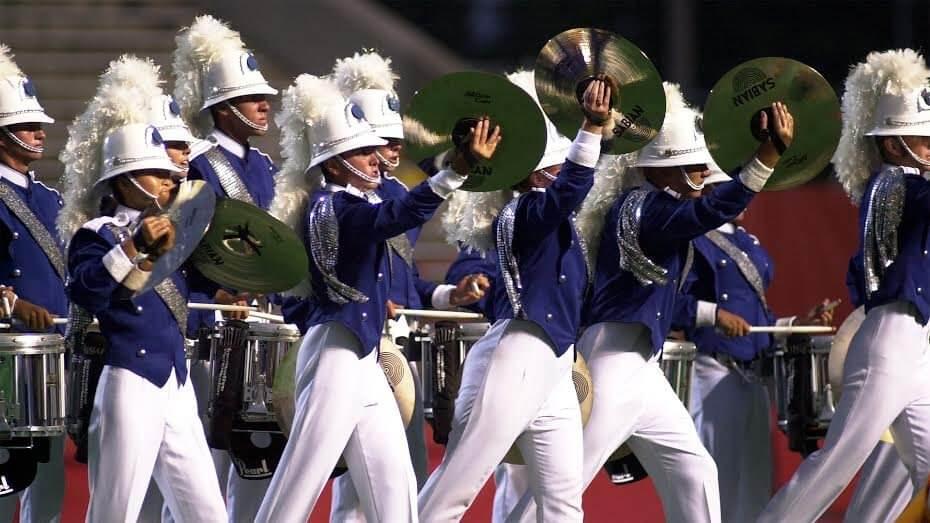 Spotlight of the Week: 2002 Bluecoats