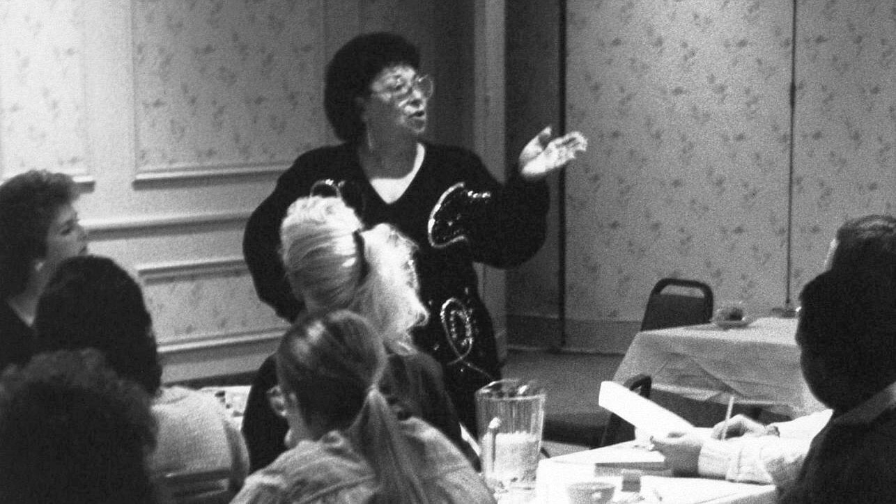Remembering former DCI adjudicator Shirlee Whitcomb