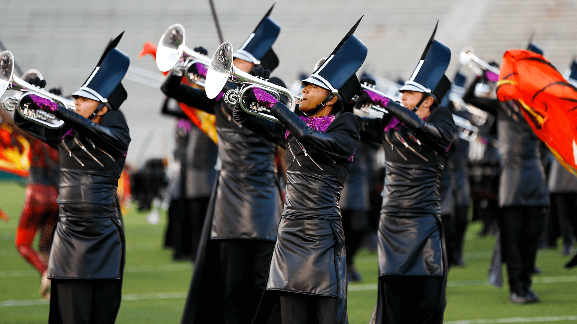 DCI Capital Classic Corps Show