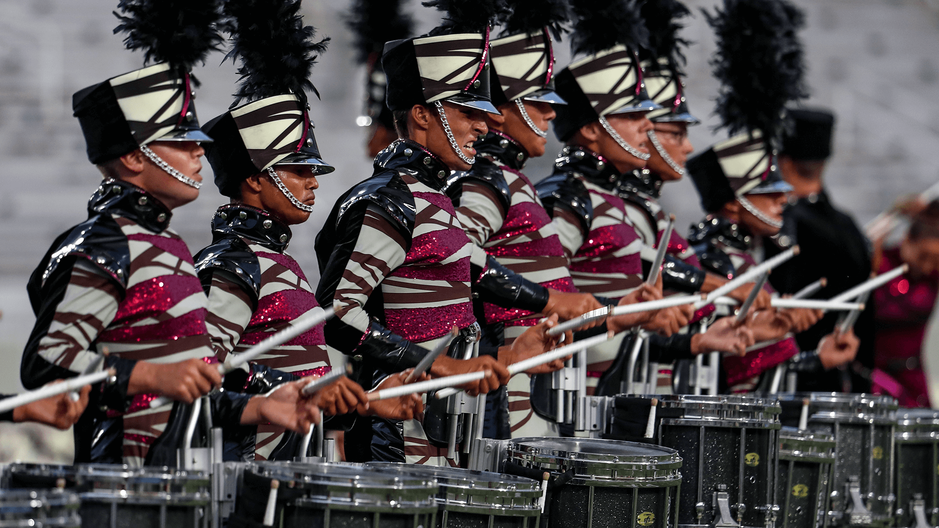 Drum Corps: An American Tradition - MetLife Stadium