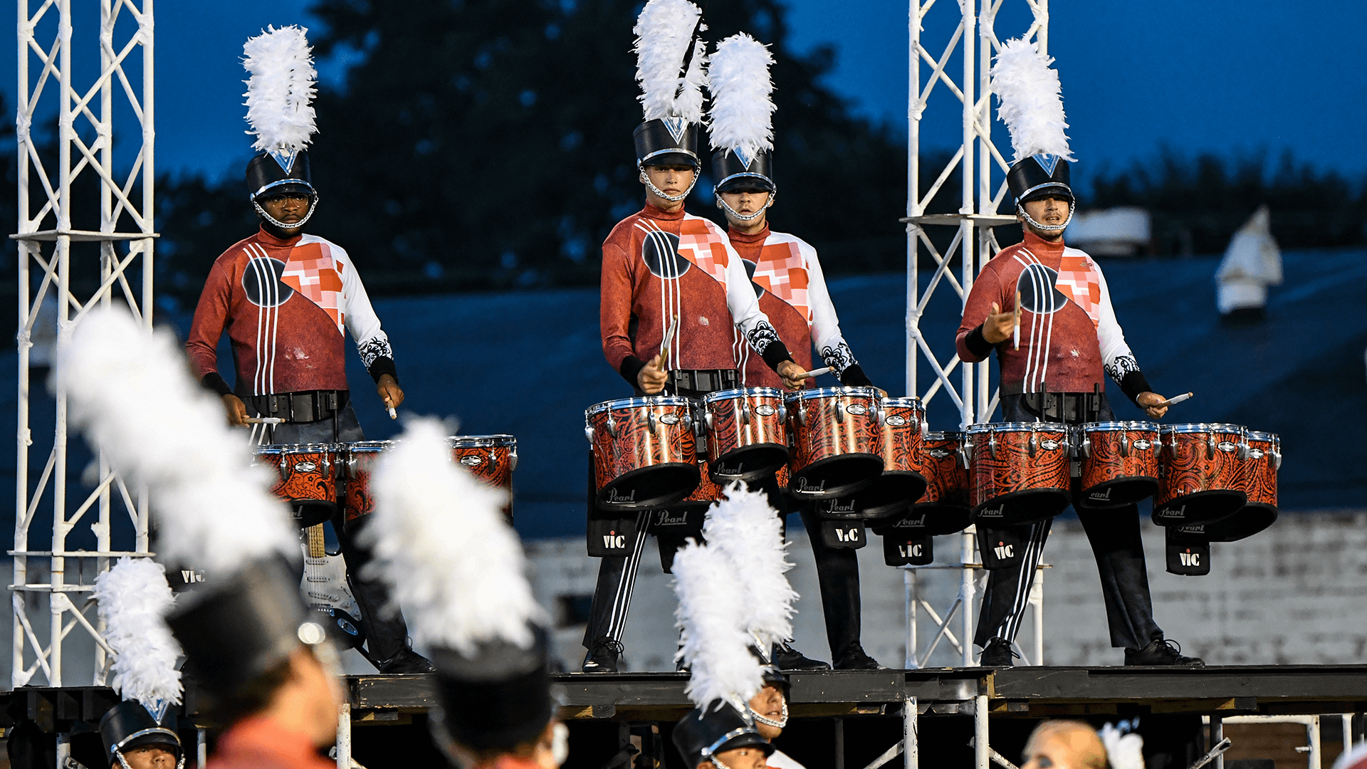 Drums Across the River Region