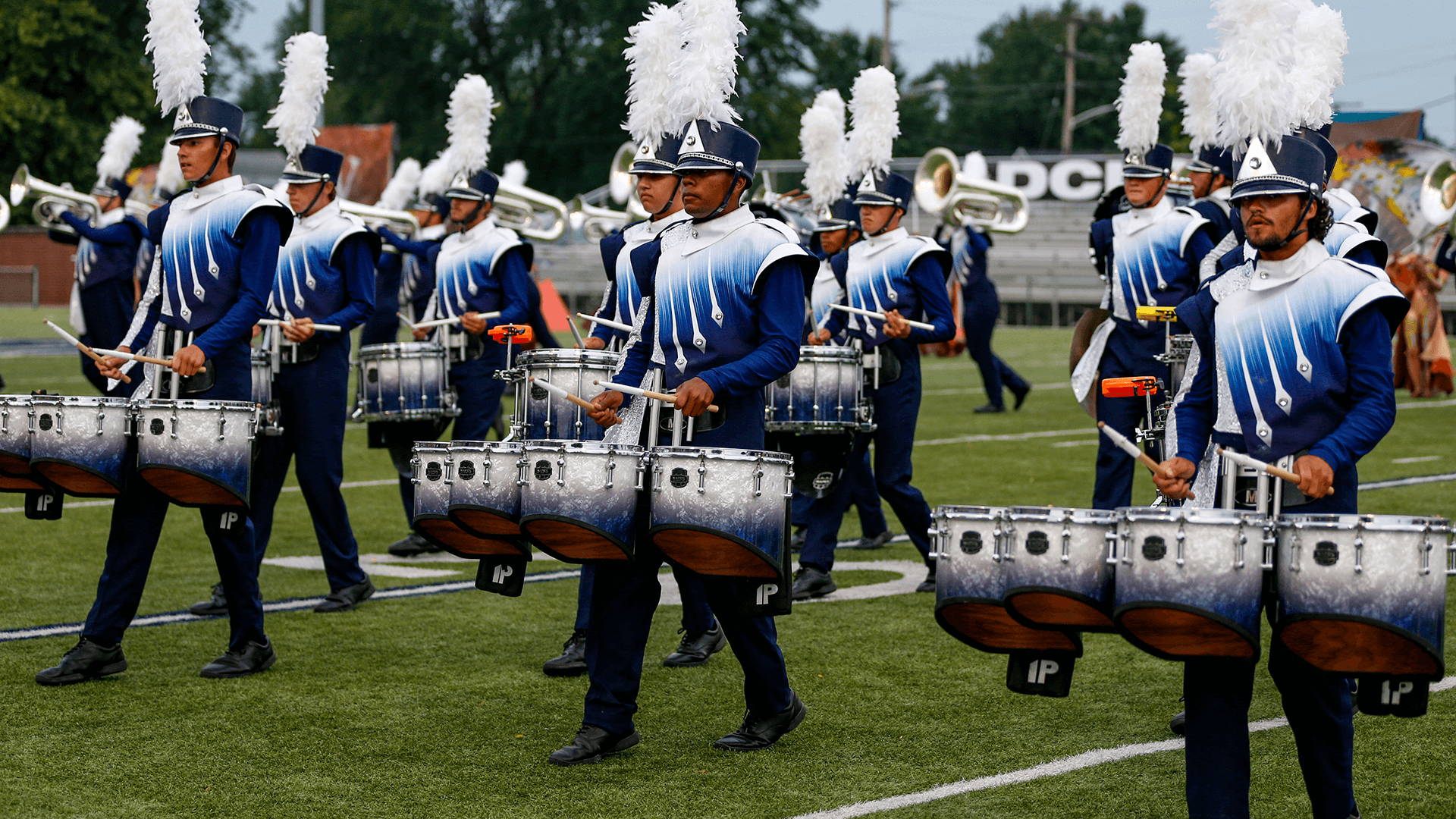 The Thunder of Drums