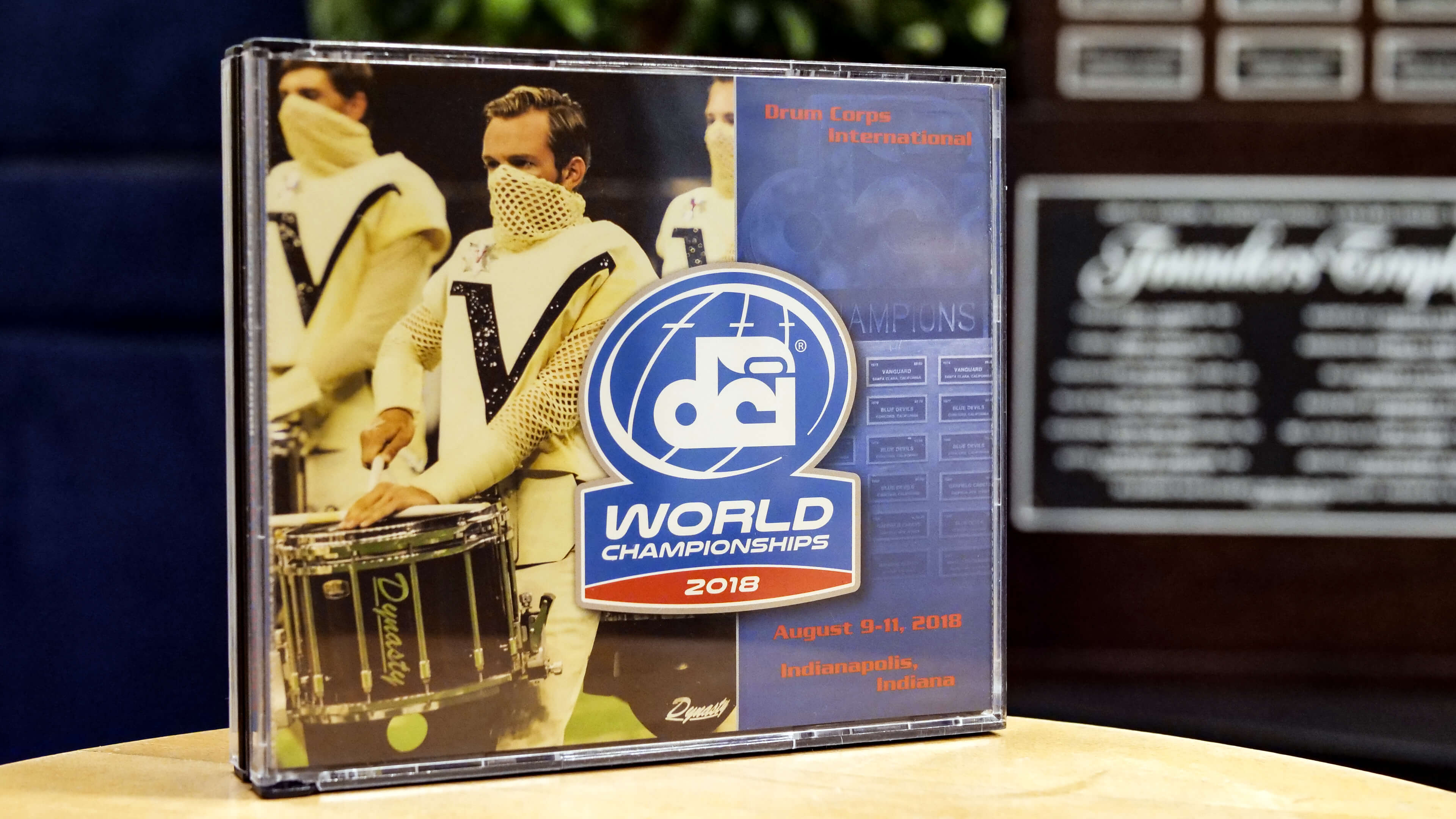 2018 DCI World Championship audio now available