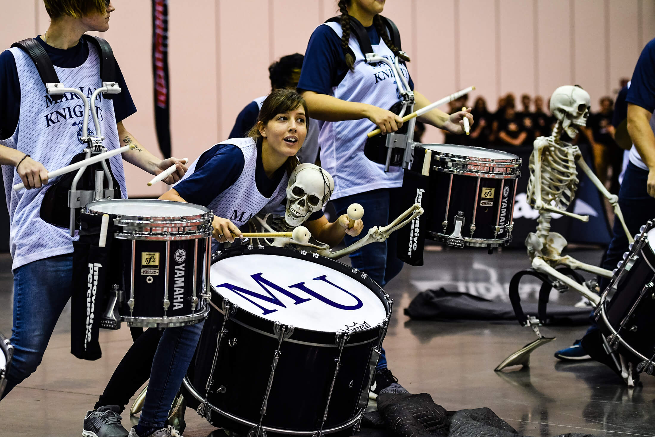 DrumLine Battle PASIC 2018
