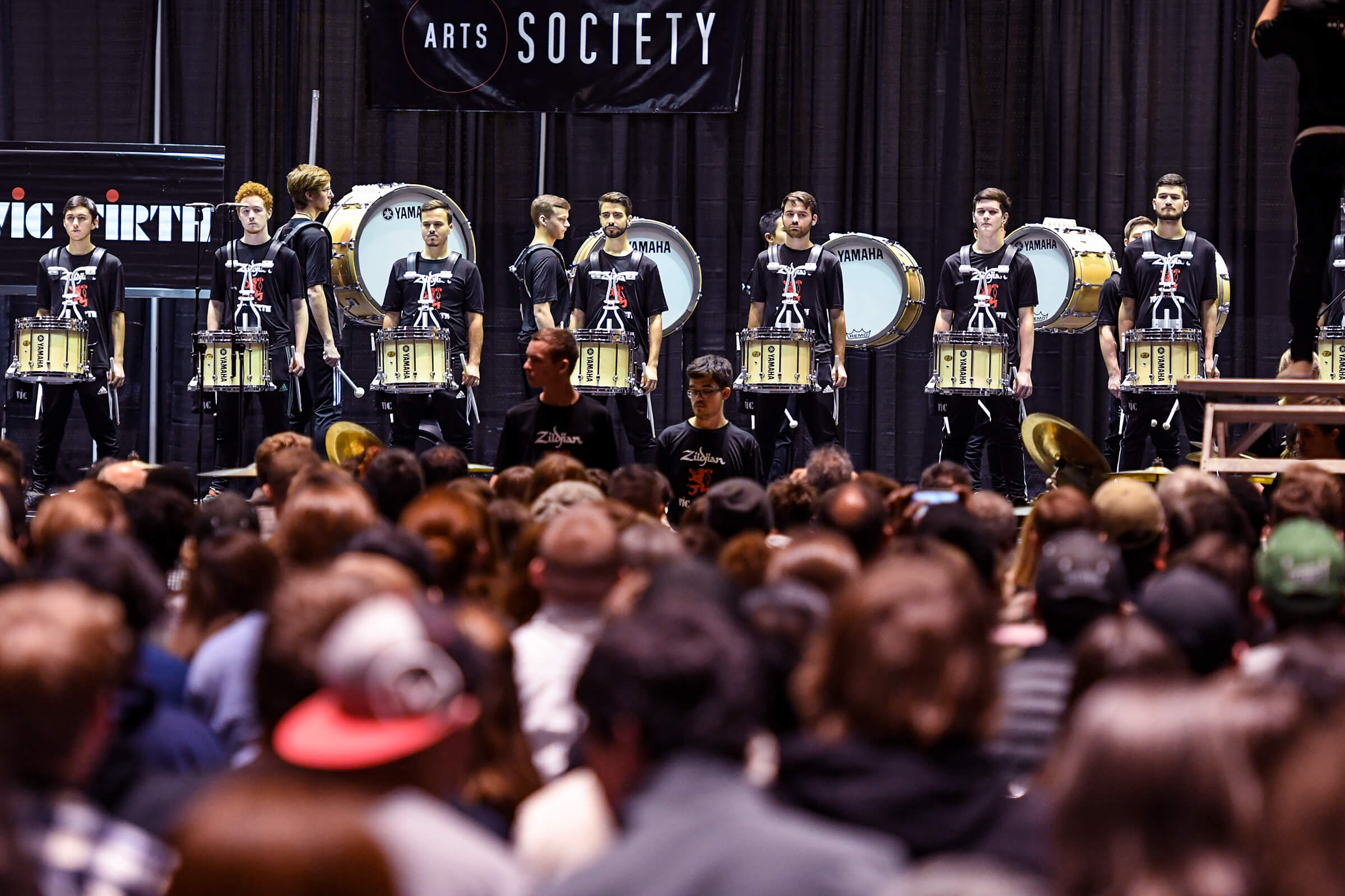 Boston Crusaders at PASIC 2018