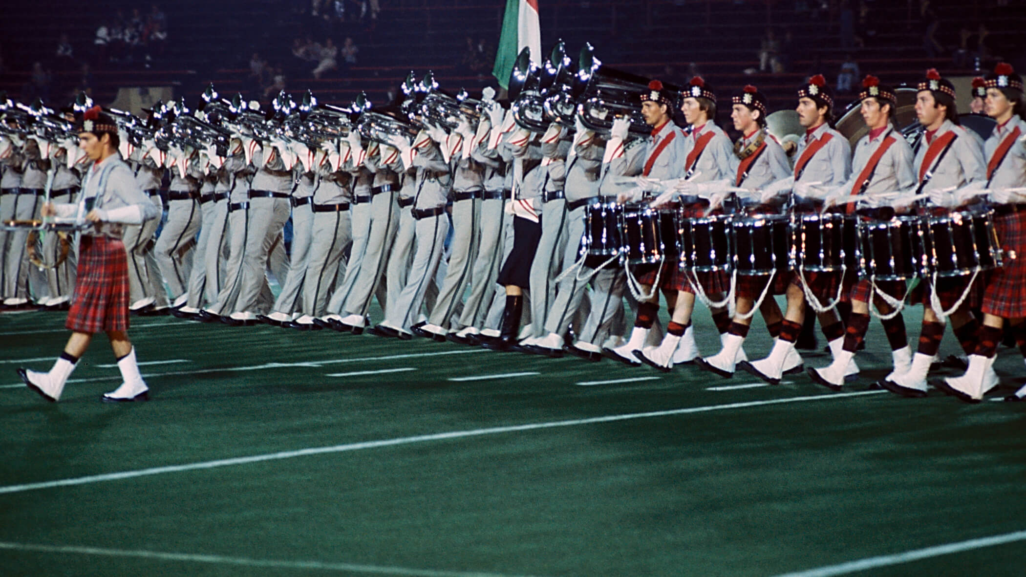 """The making of a drum corps icon: 27th Lancers and """"Danny Boy"""""""