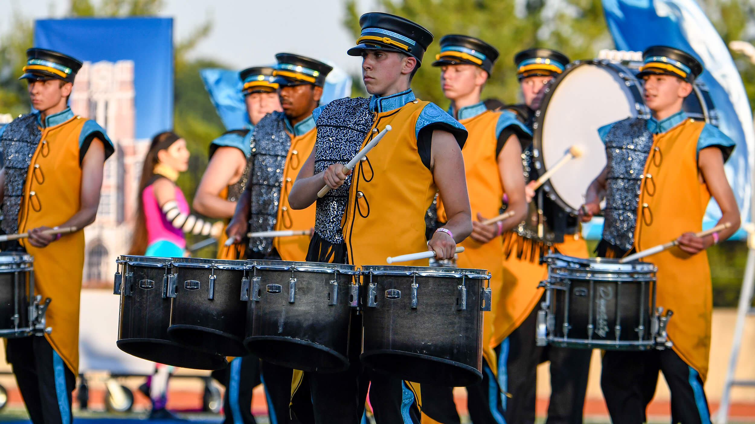 New Jersey's Encorps approved for regional Open Class tour