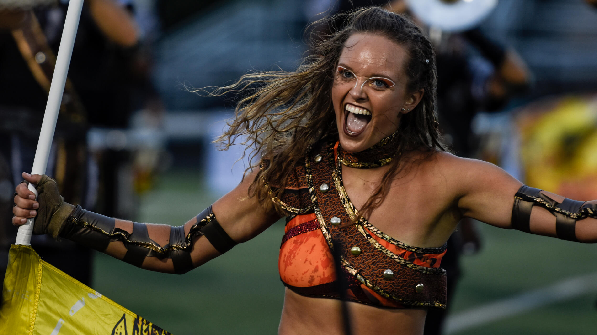 I Am Fierce: Crossmen's all-female guard owning powerful role