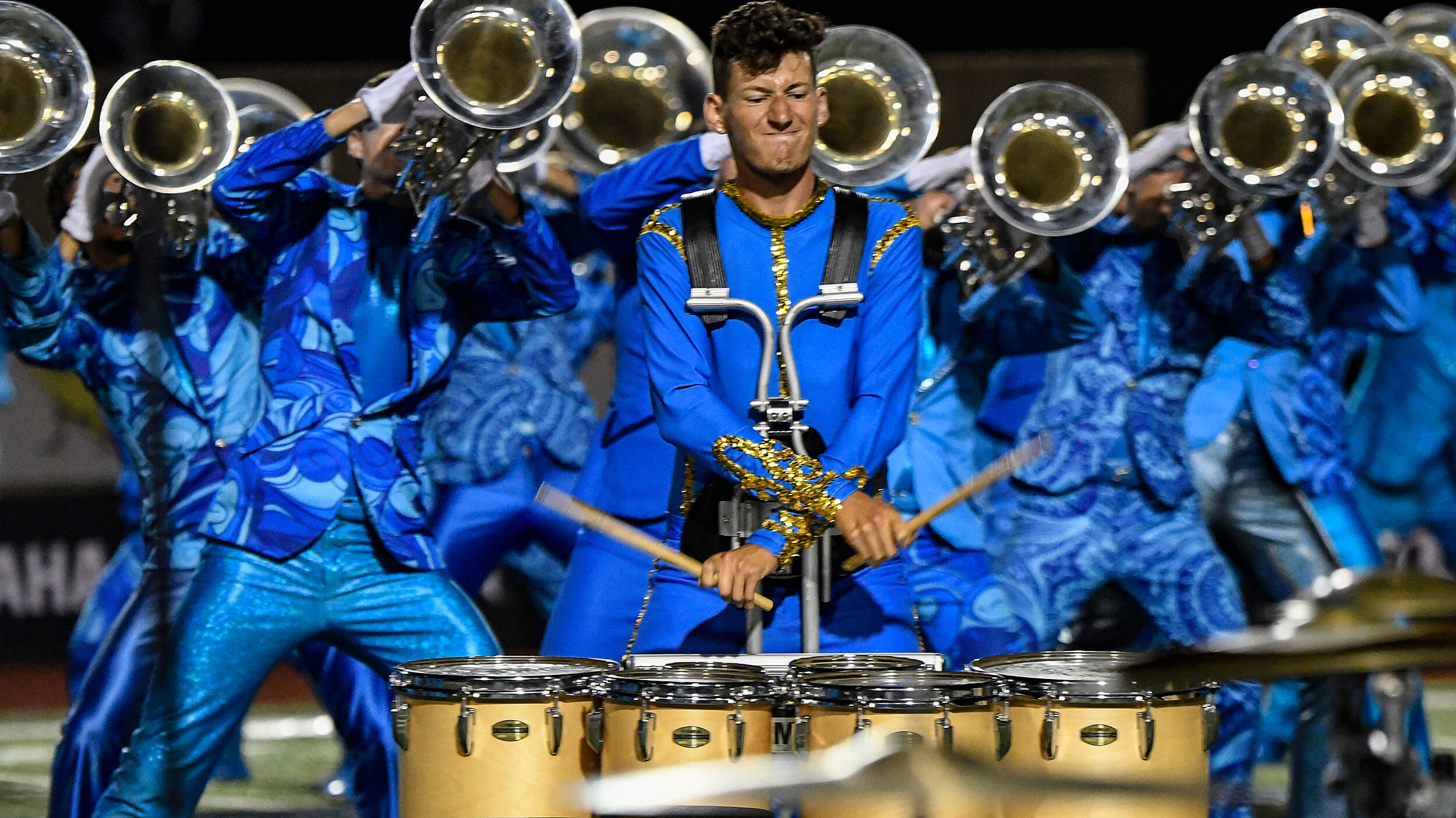 Bluecoats regain slim lead entering championship push