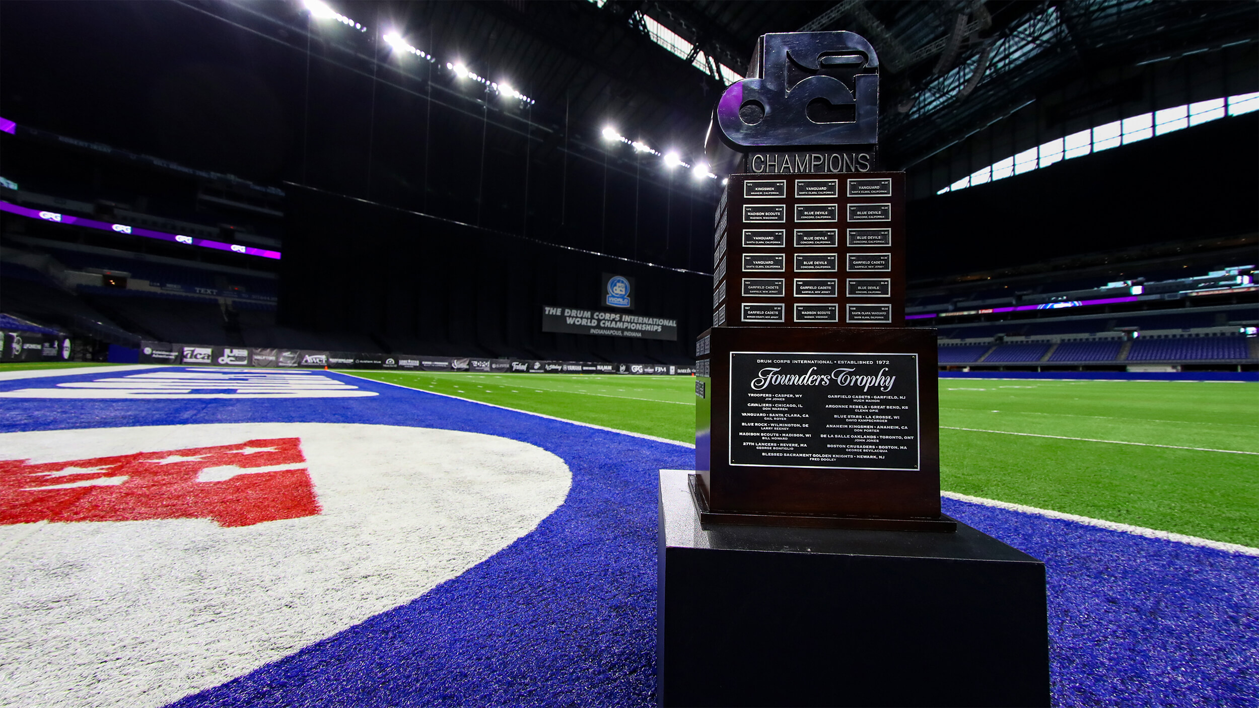 2019 DCI World Championship Finals lineup