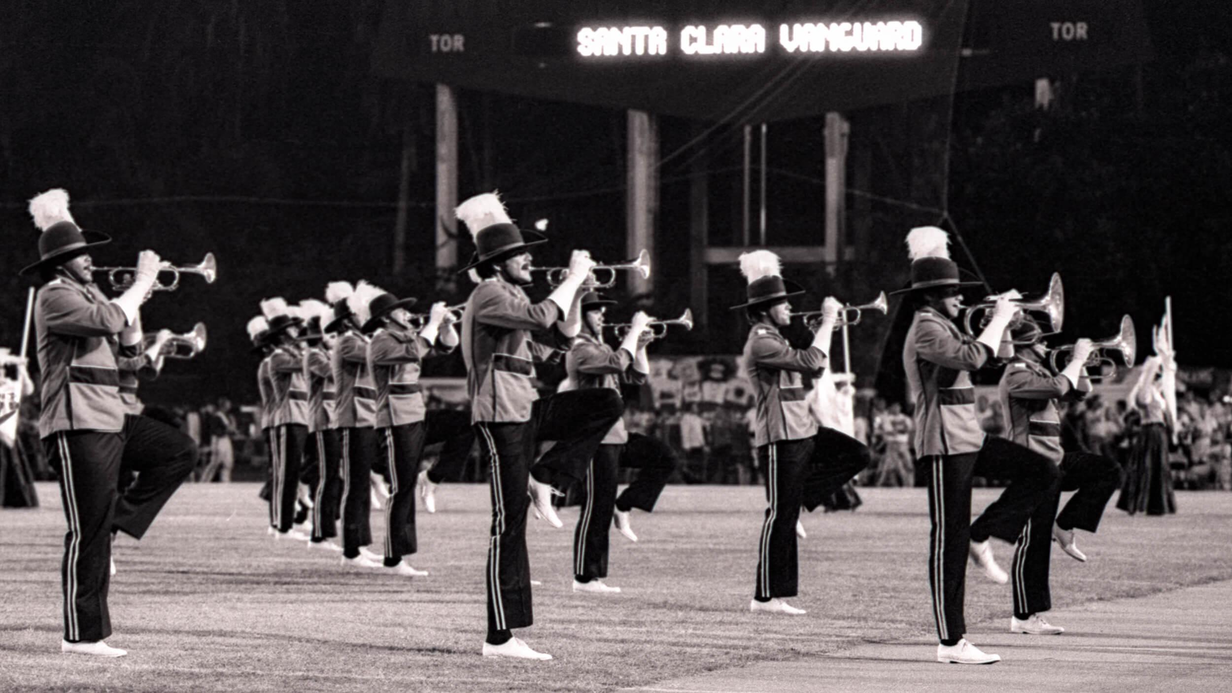 1983 Santa Clara Vanguard