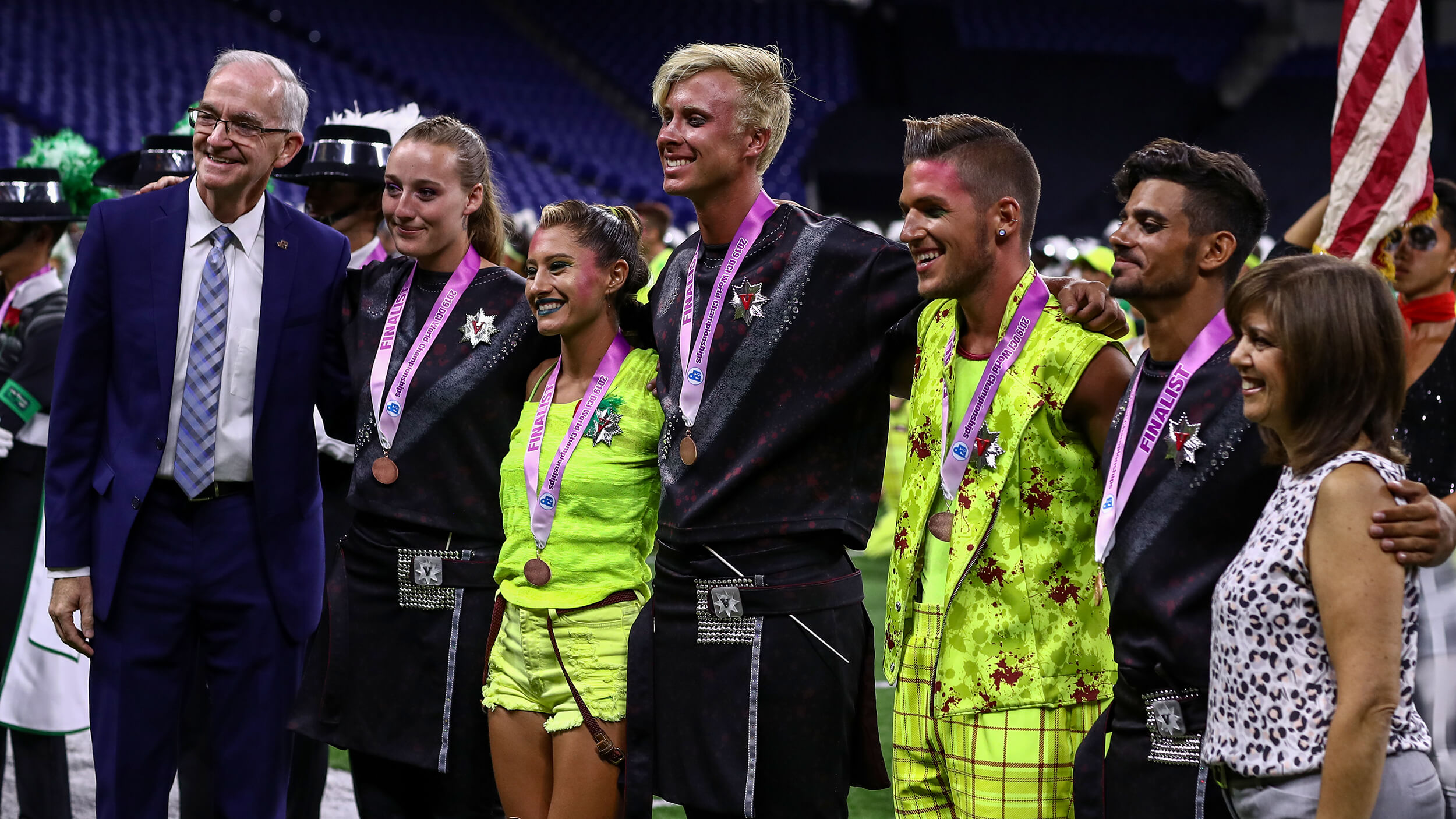 2019 Vanguard breaks tie for most bronze-medal finishes