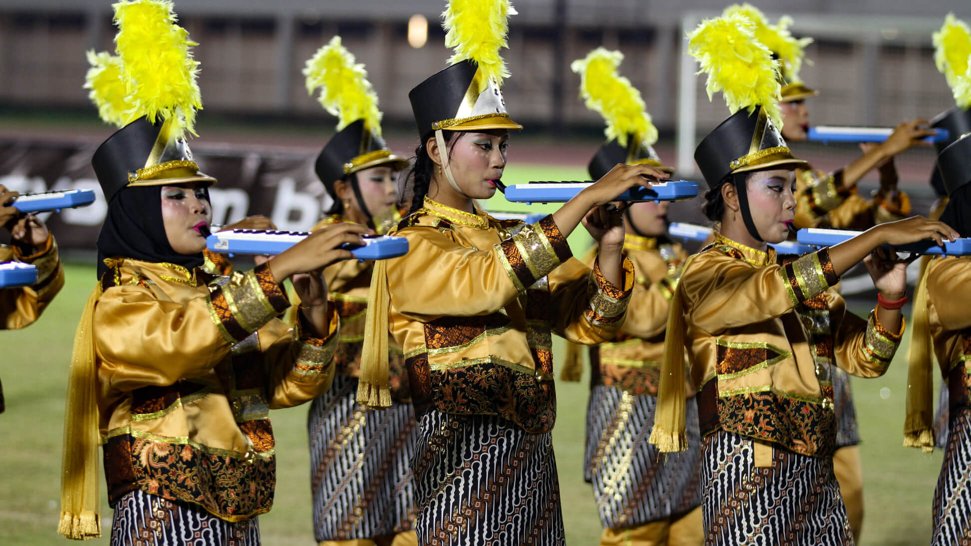 Growth on display at Indonesian Drum Corps Championships