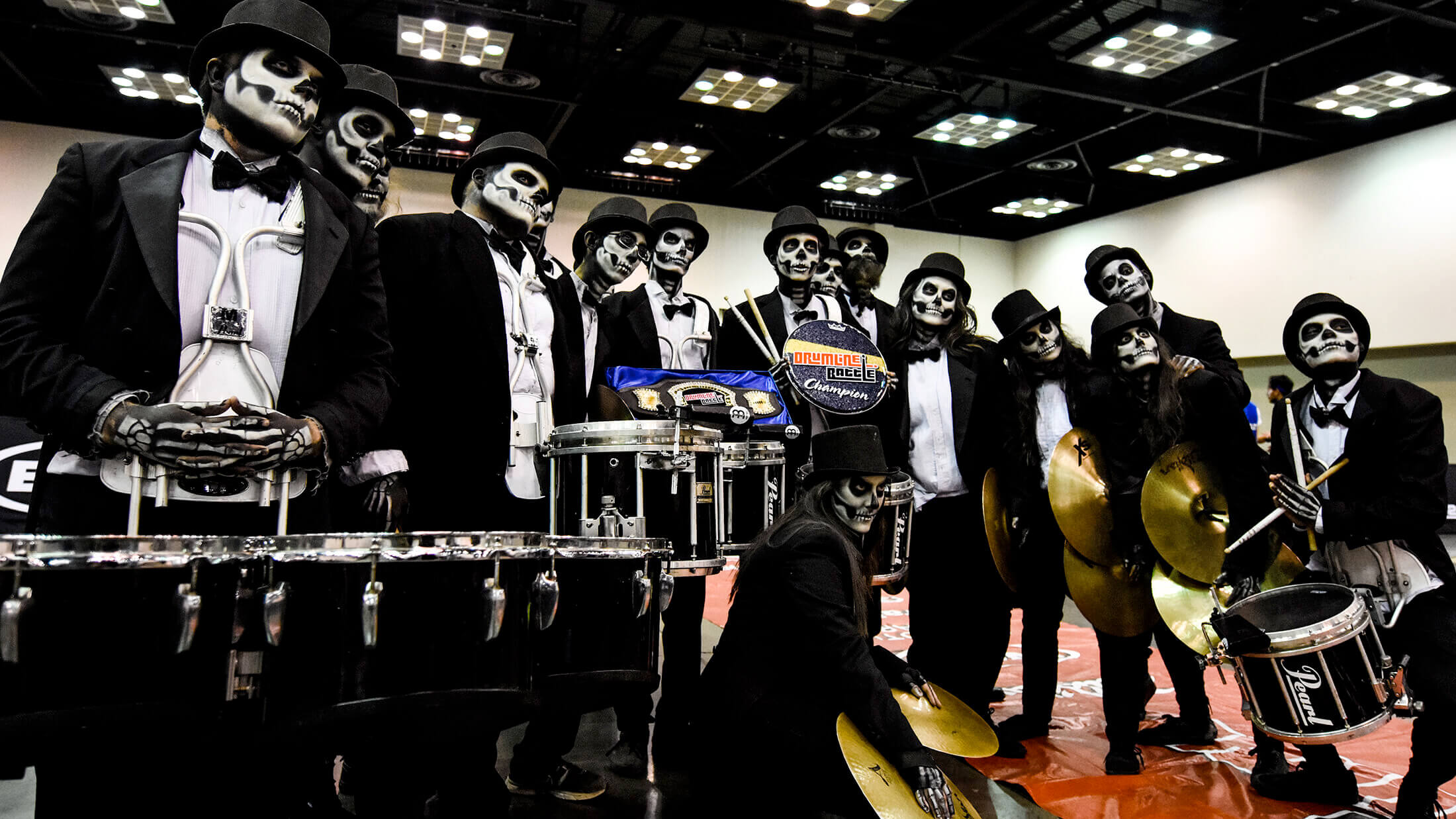 Defending zombie champs and FREE Players to highlight 2019 PASIC DrumLine Battle