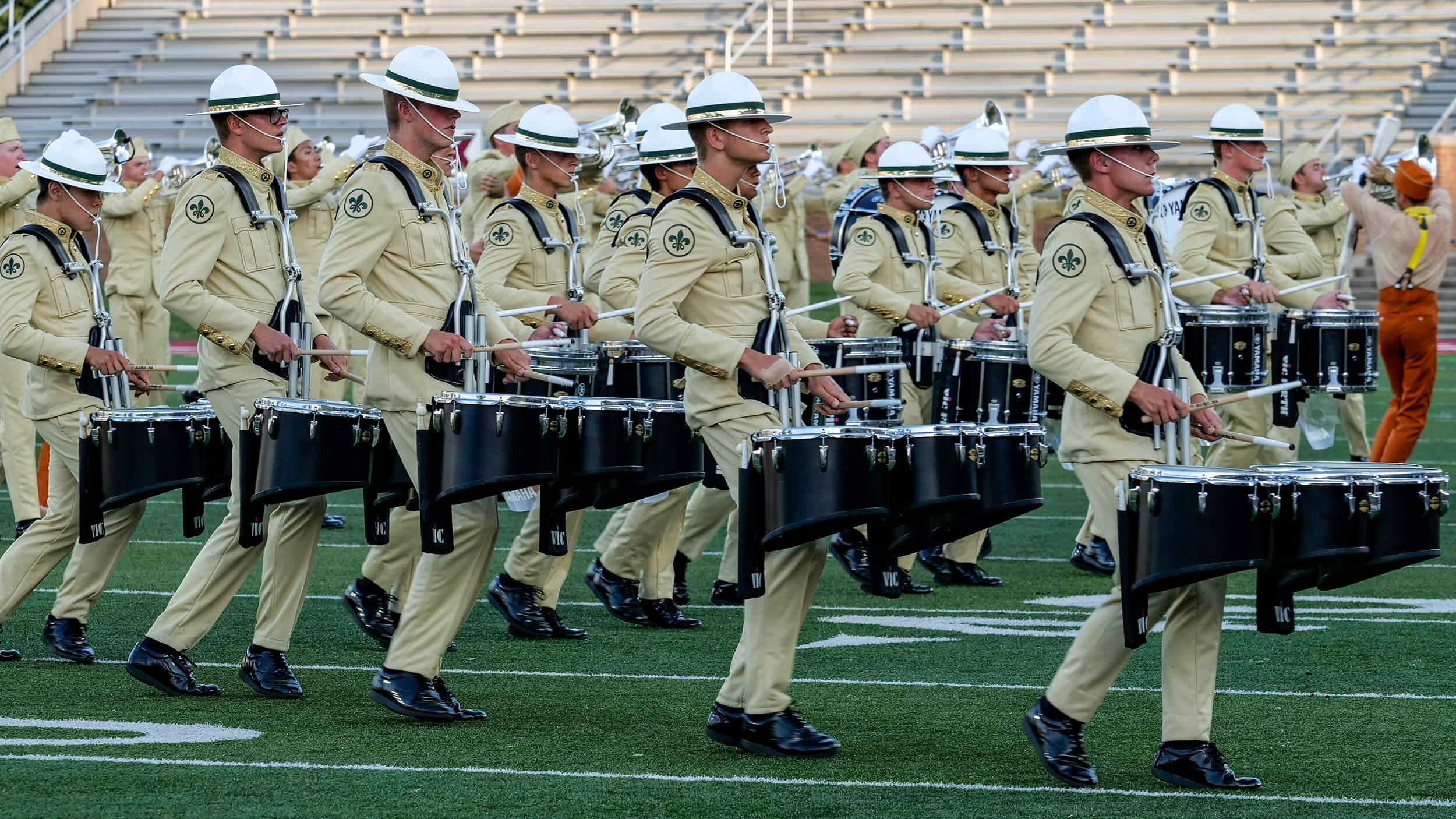 Drums Across Kansas