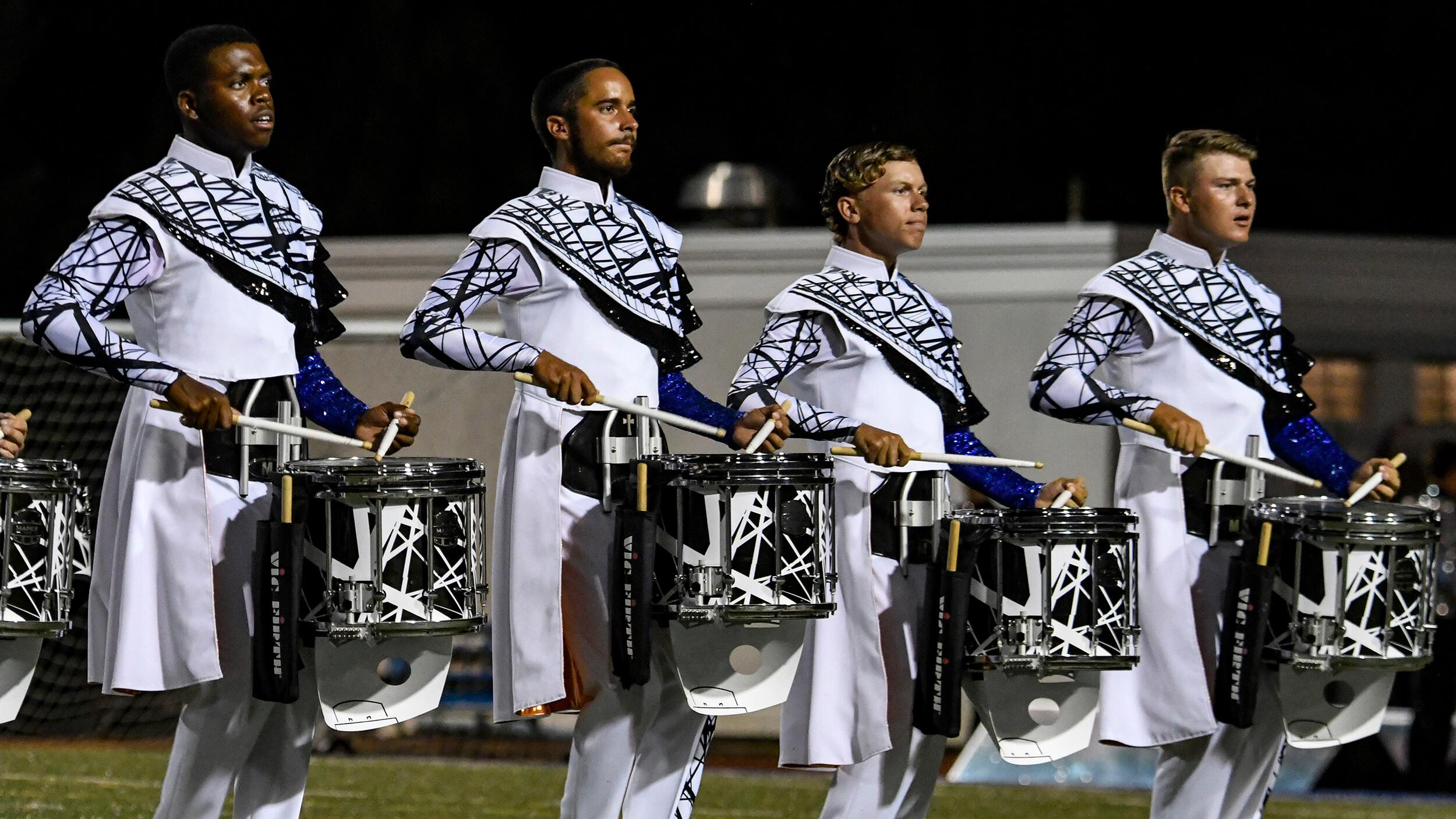 Drums Across the Desert