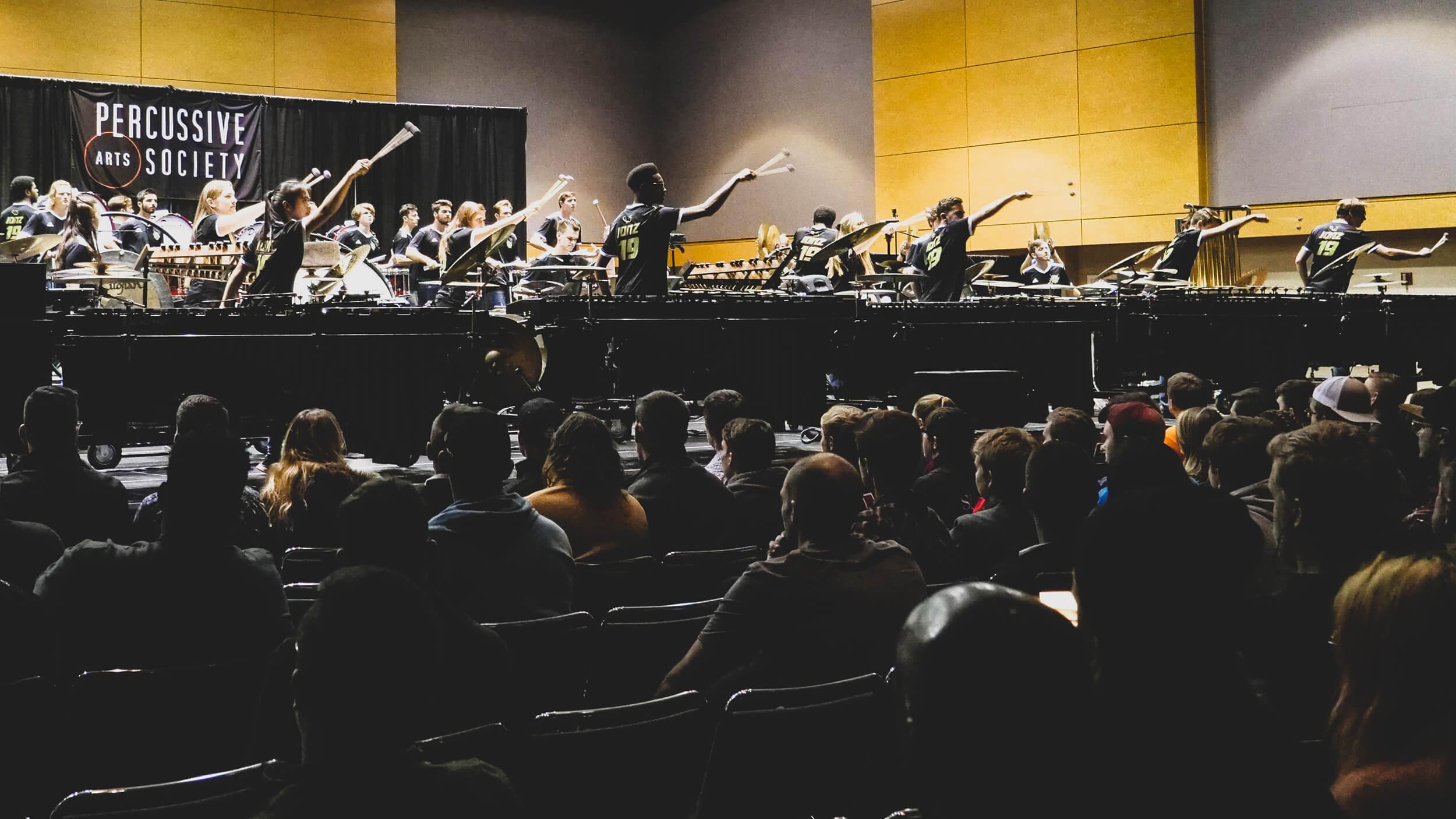 SCV Percussion PASIC 2019