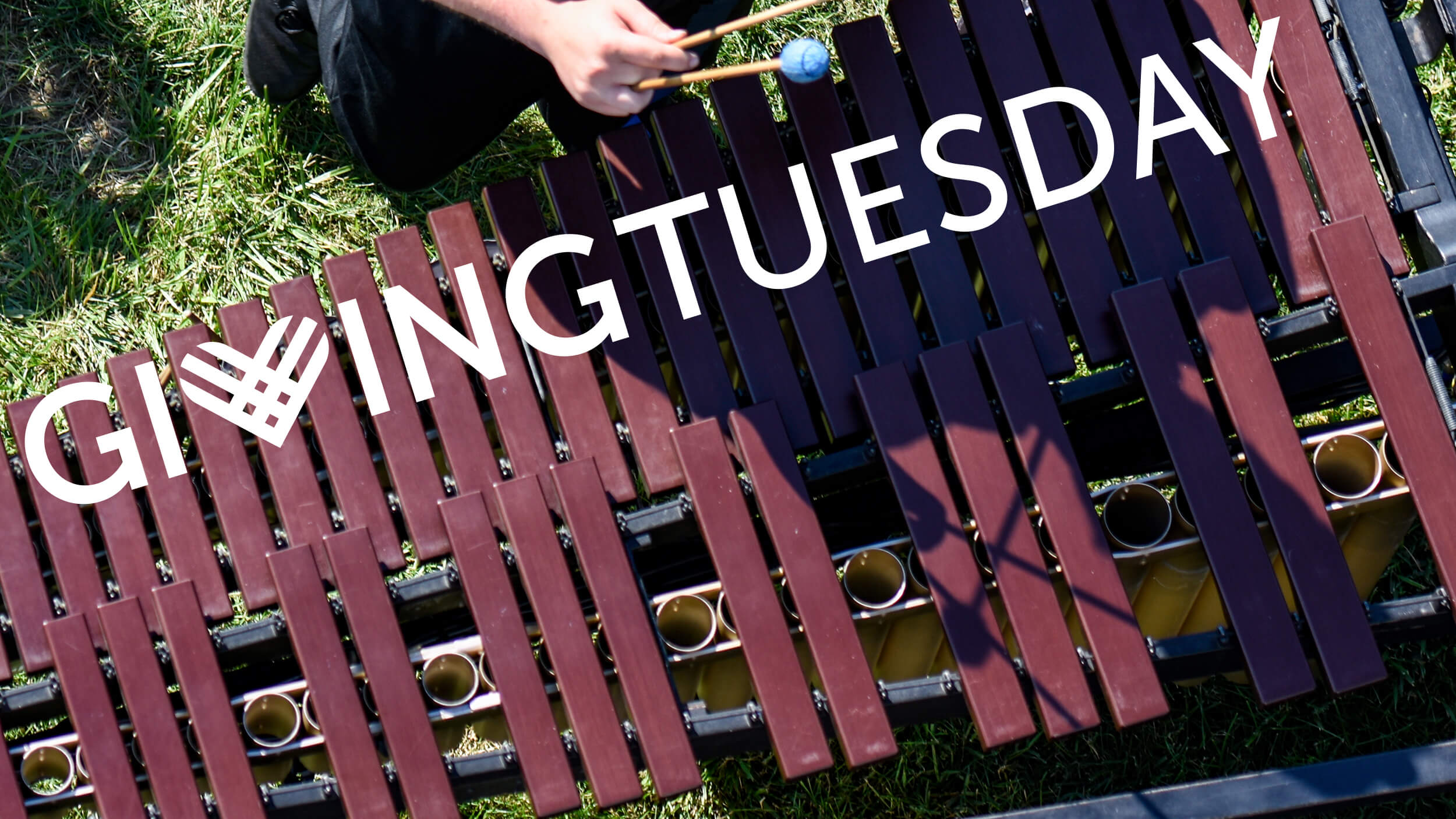 Give back to drum corps on #GivingTuesday