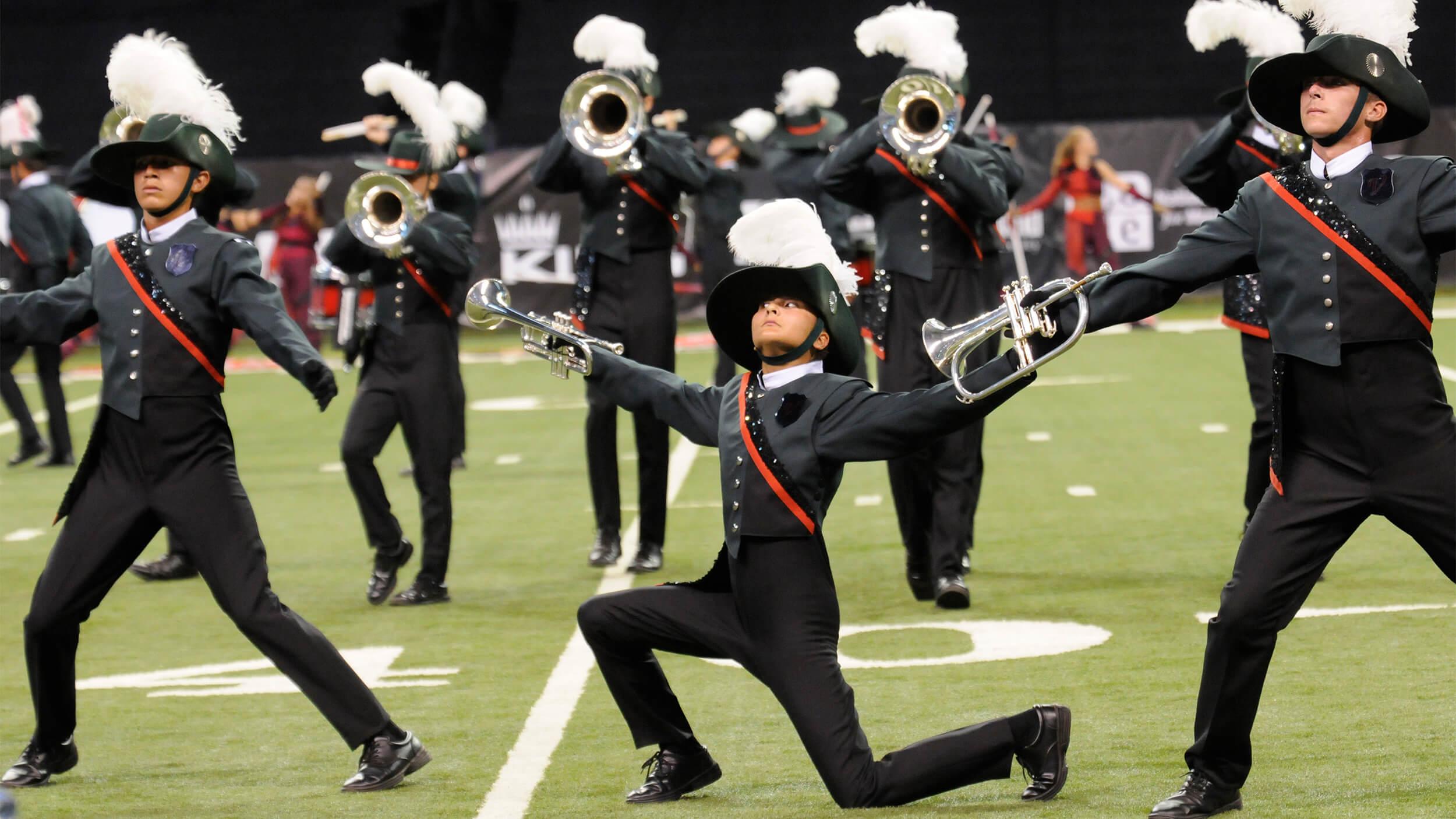 2013 Vanguard Cadets