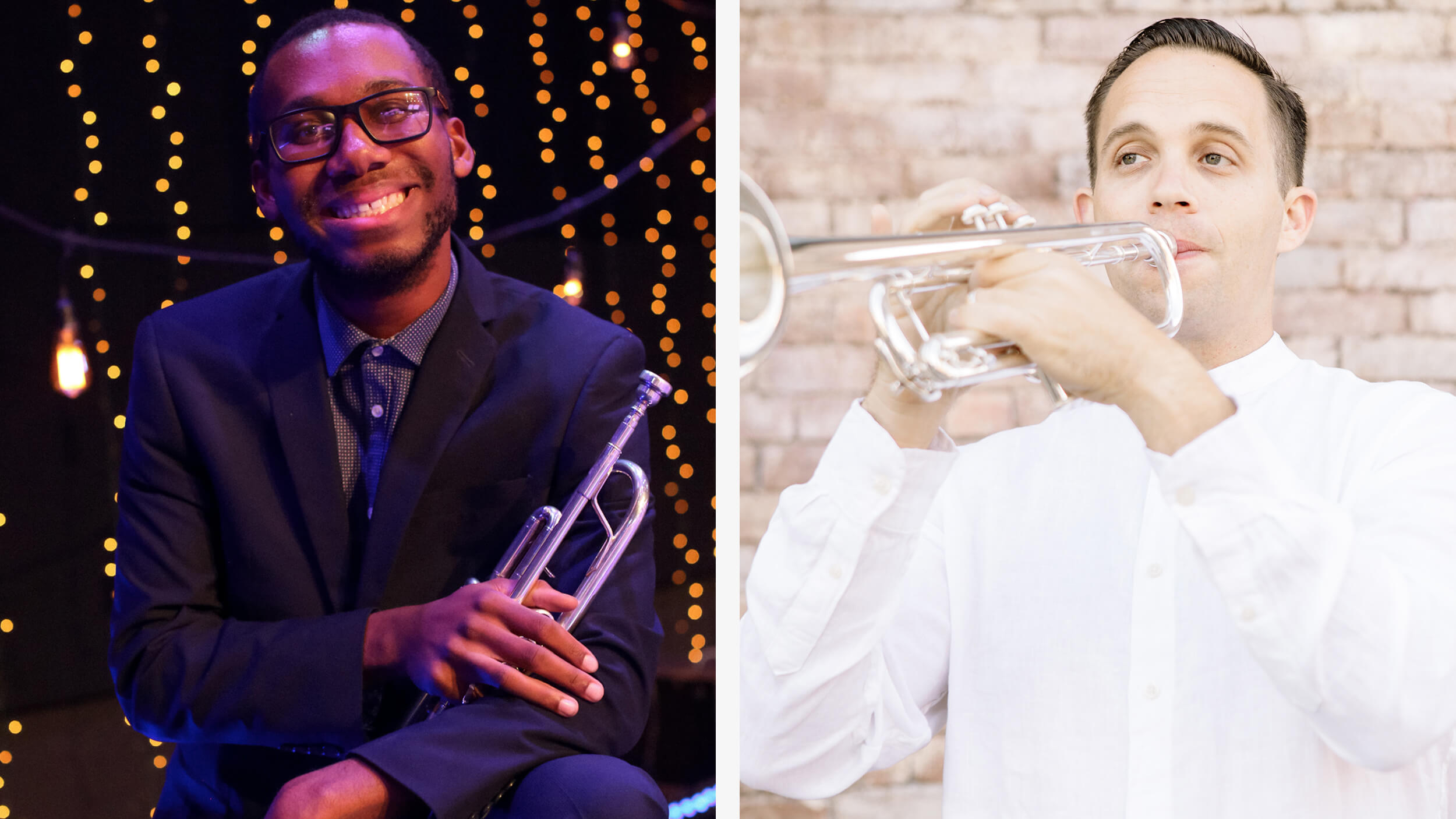 Performers Showcase: The tale of two trumpets