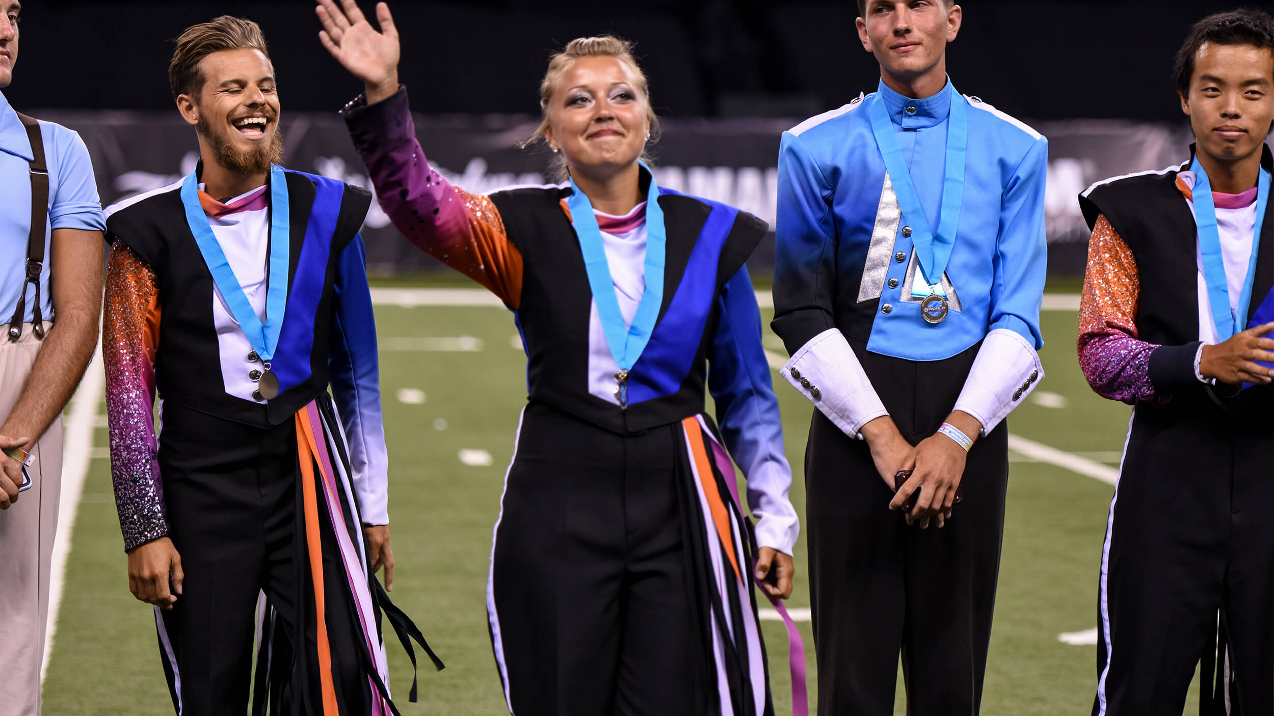 DCI Performers Showcase: Paving the way for women percussionists