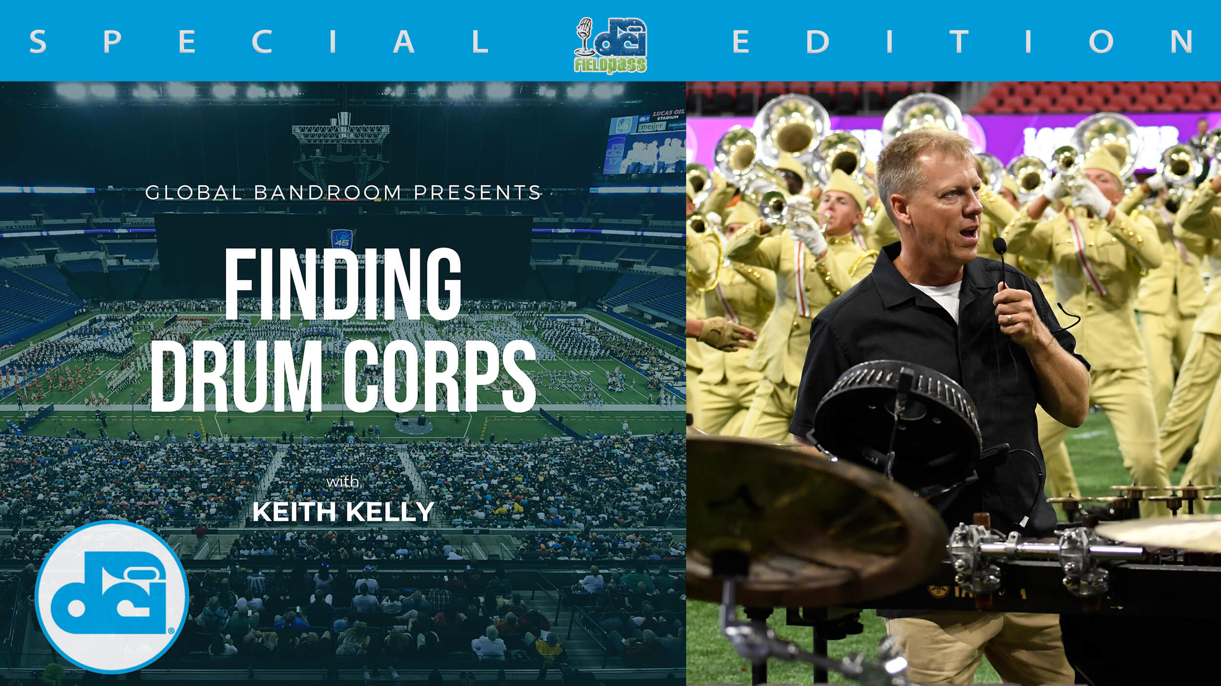 Finding Drum Corps:  The contest