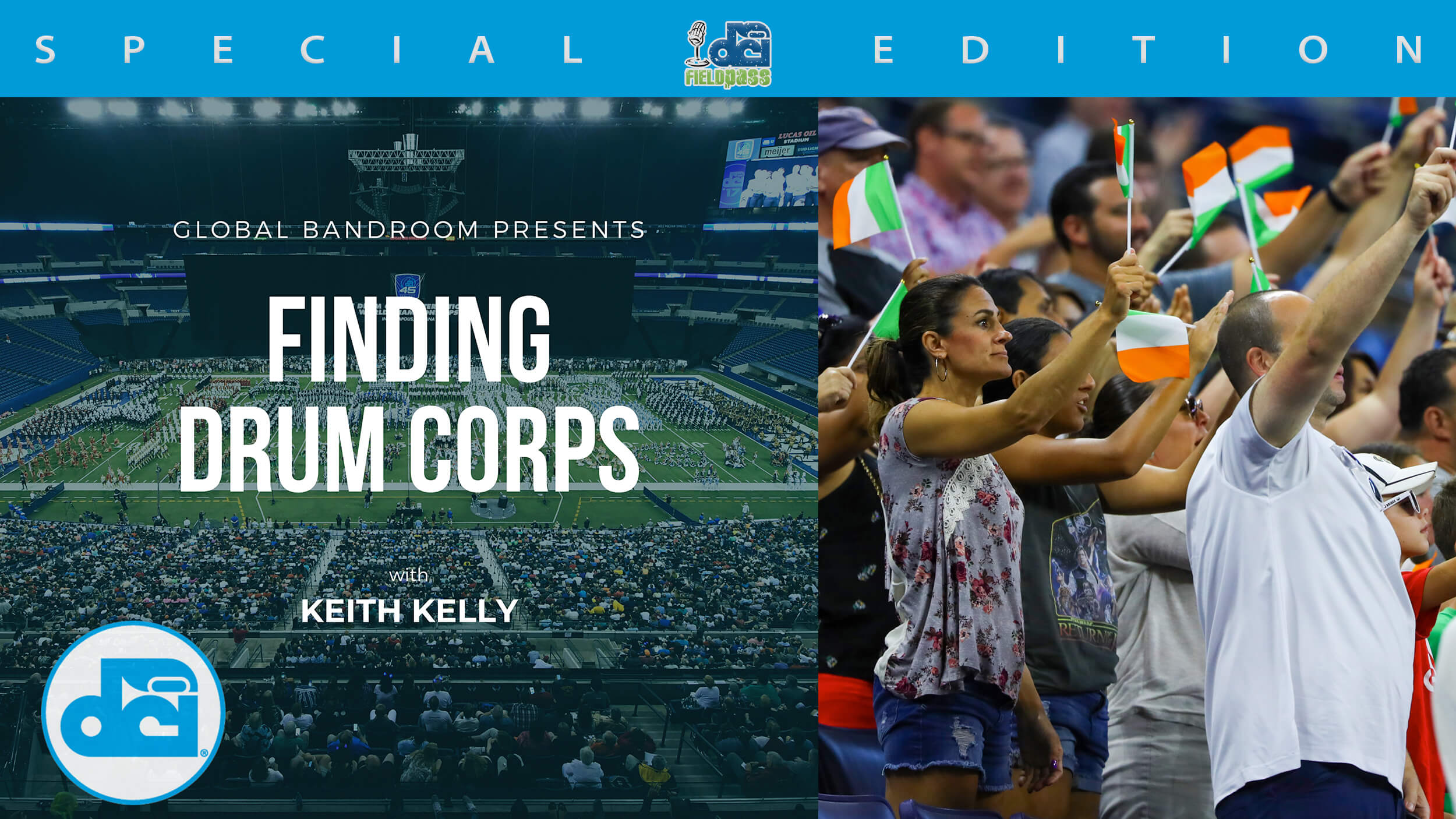 "Finding Drum Corps: The ""I"" in DCI"