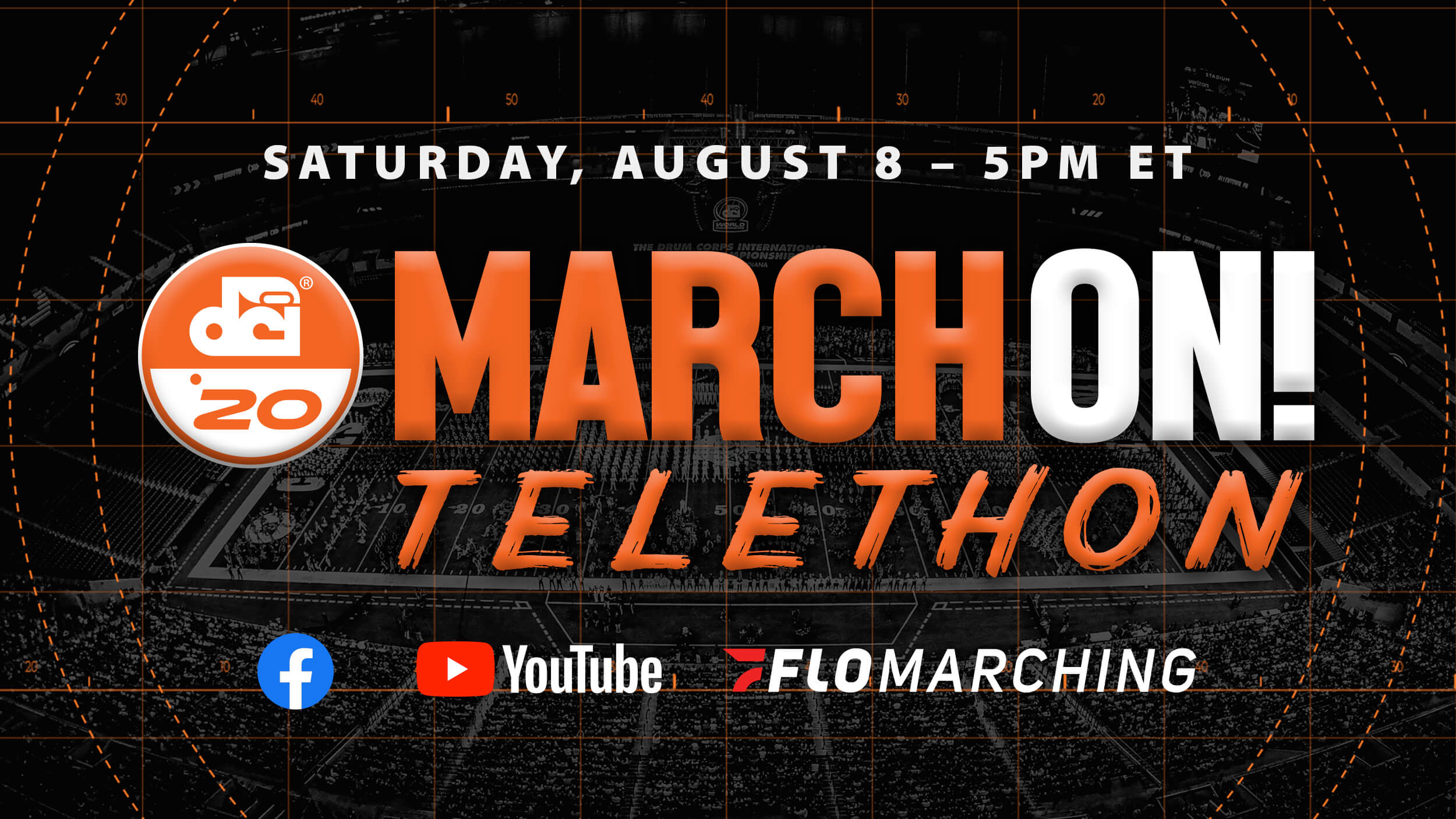 What you'll see on the August 8 MarchOn! Telethon