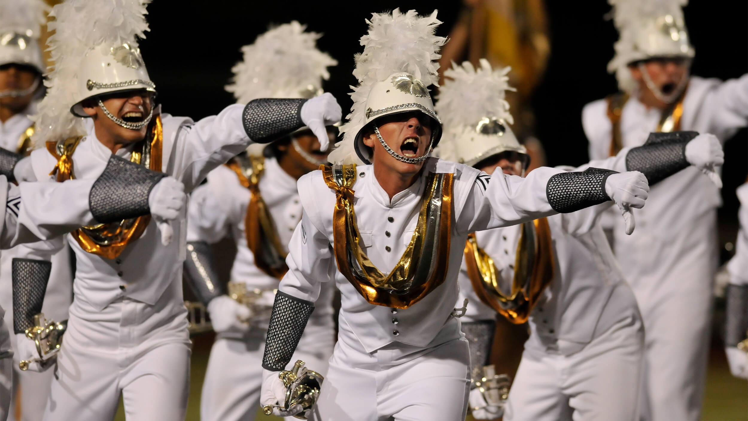 Allentown performance heralds gold medal finish for Phantom Regiment