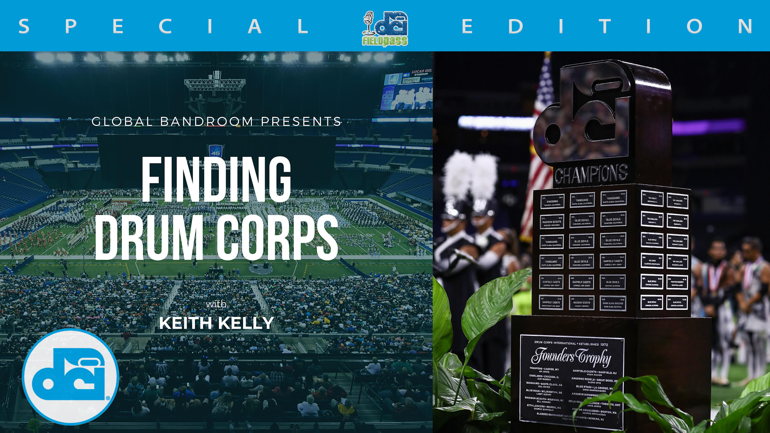 Finding Drum Corps: Finals
