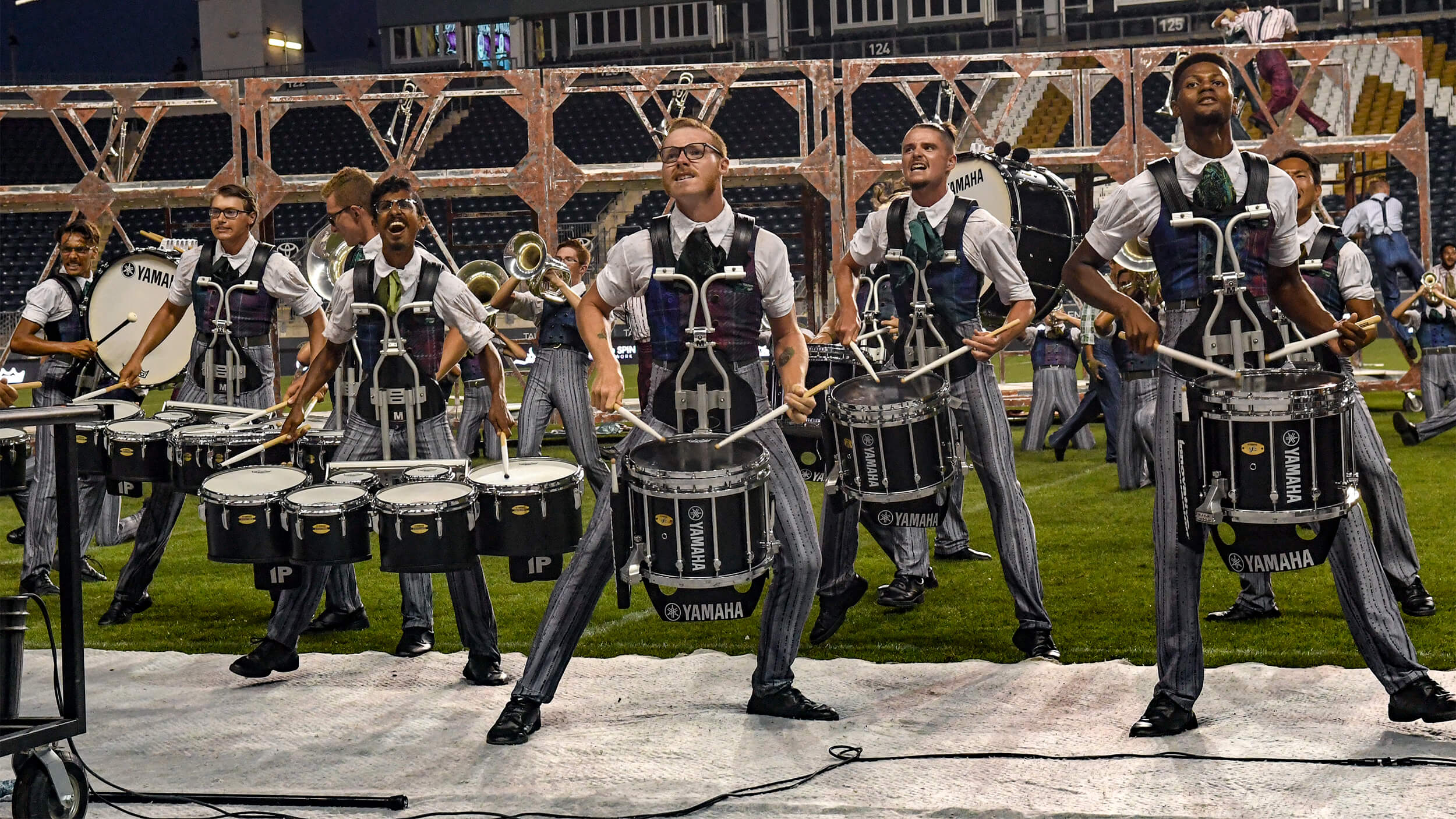 Cavaliers percussion set to return to PASIC stage