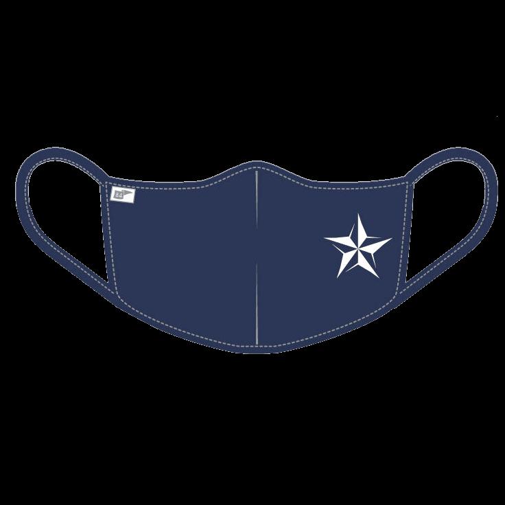 Blue Stars Mask