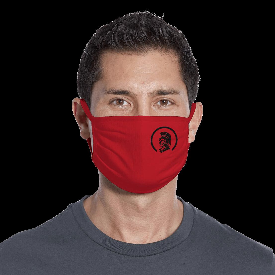spartans mask