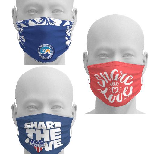 jersey surf masks