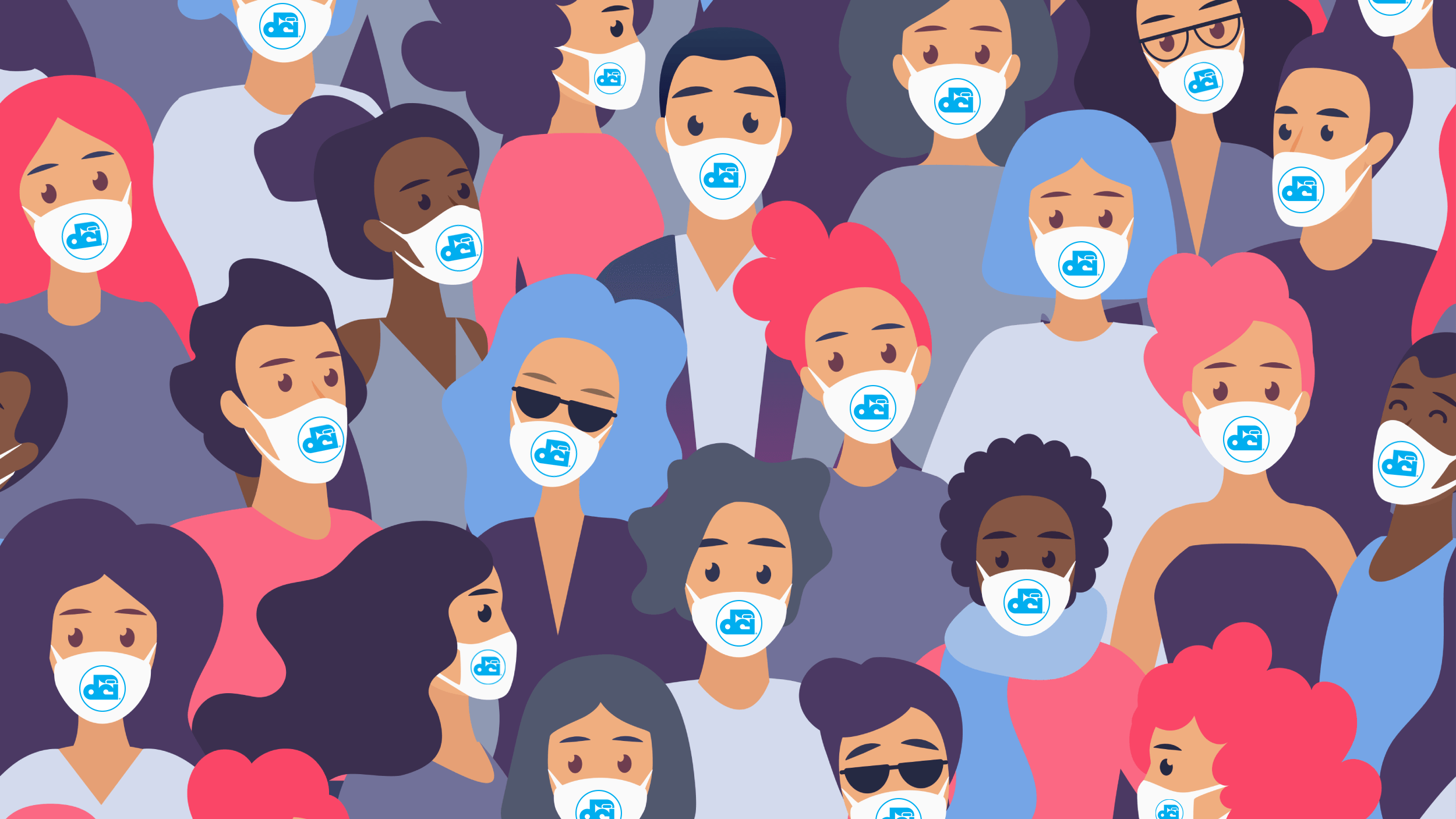 #MaskUp: Face coverings from some of your favorite corps