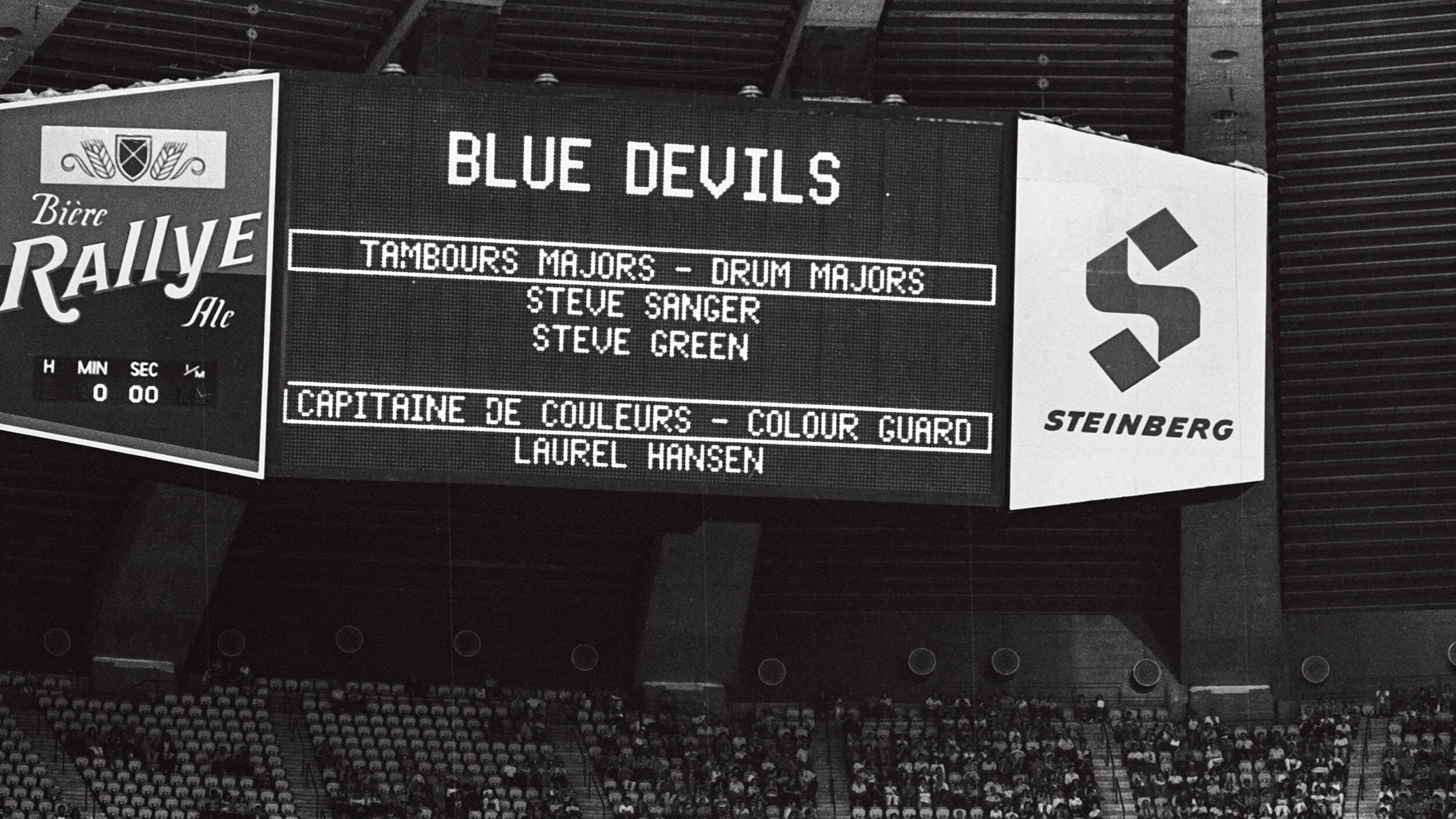 1981 Blue Devils