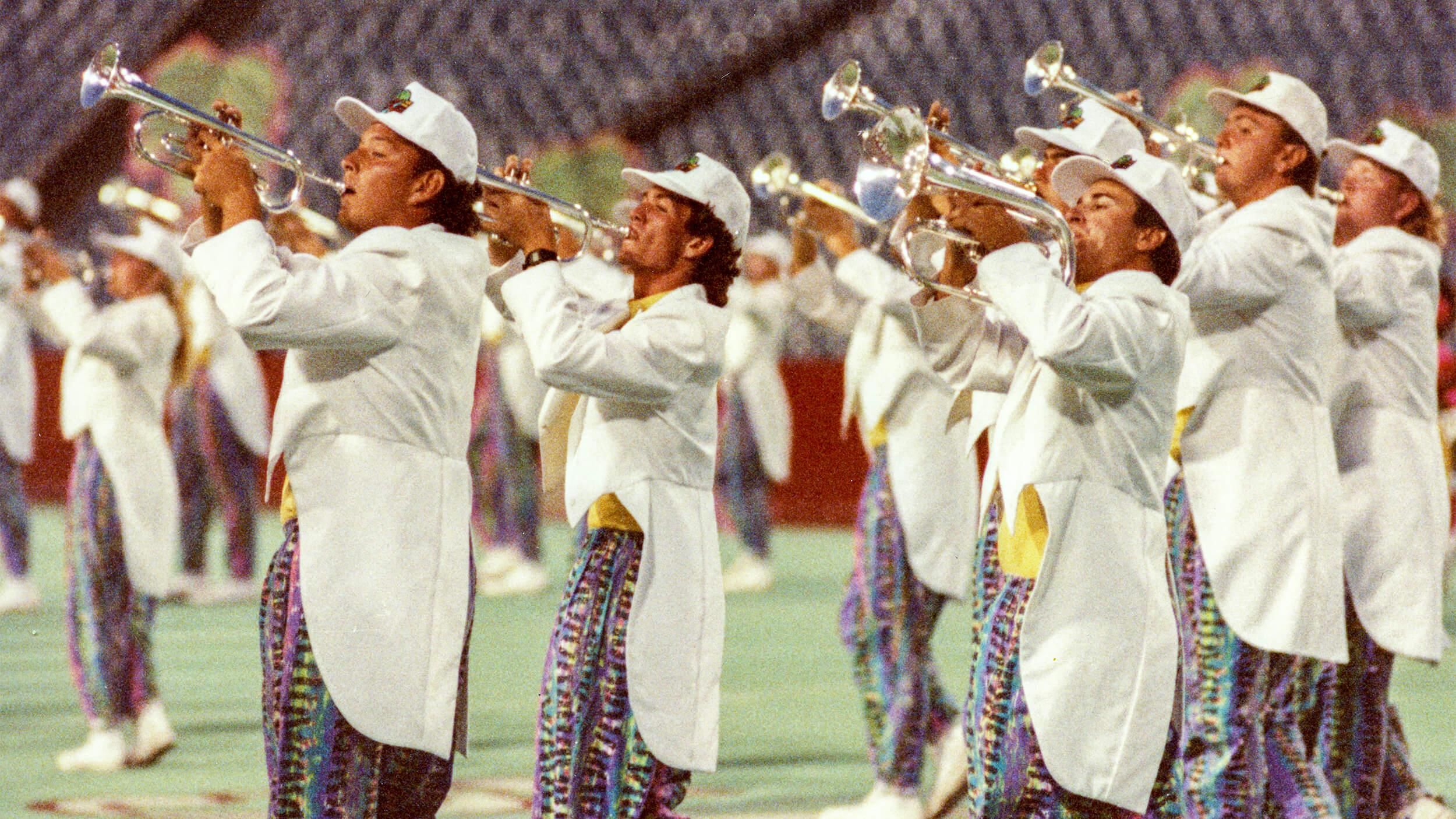 1990 Velvet Knights