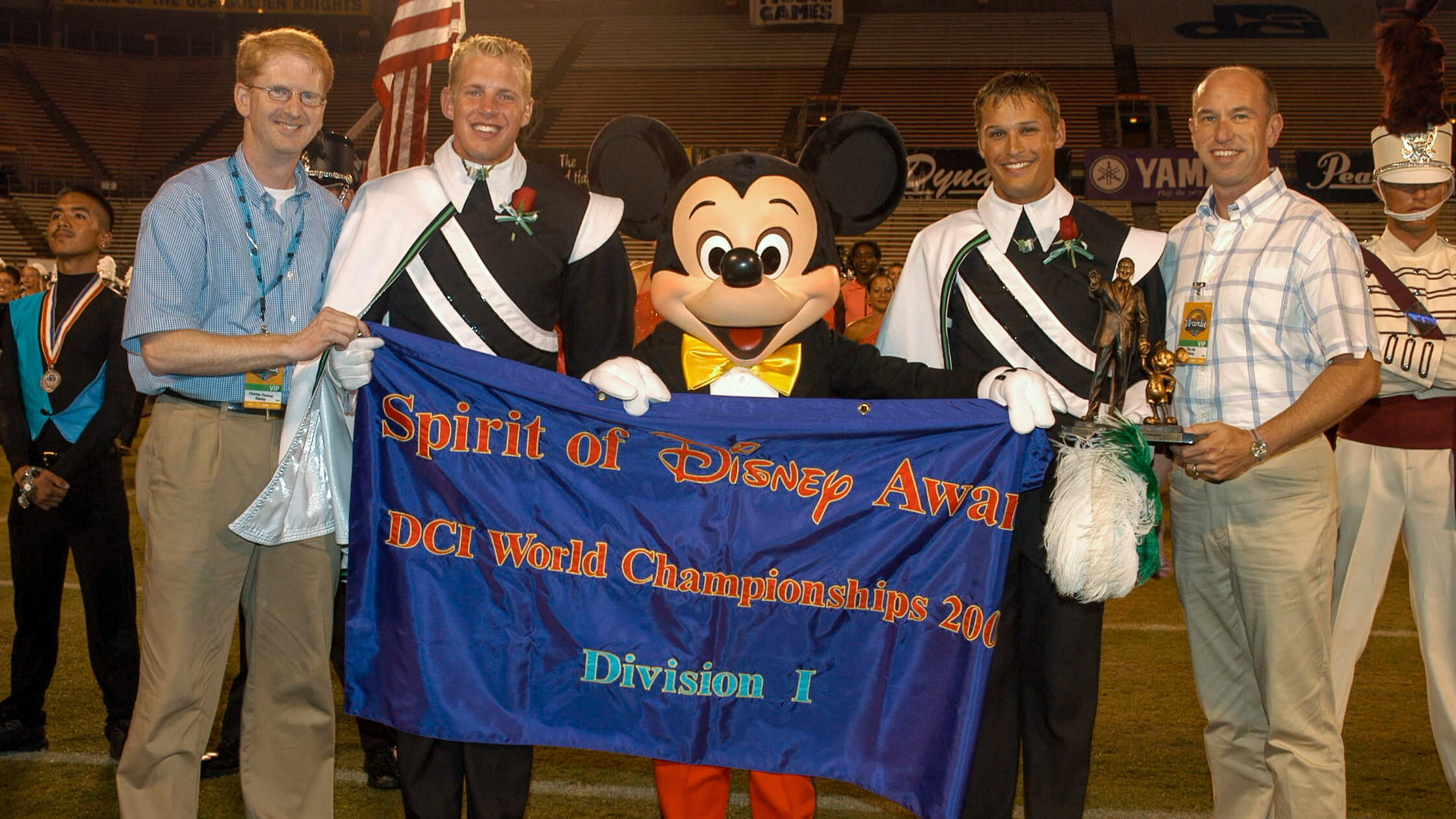All 41 of DCI's Spirit of Disney Award winners