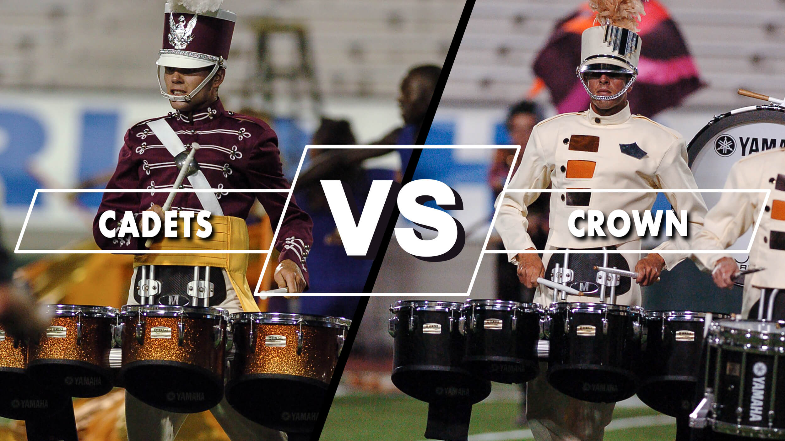 Cadets vs. Carolina Crown